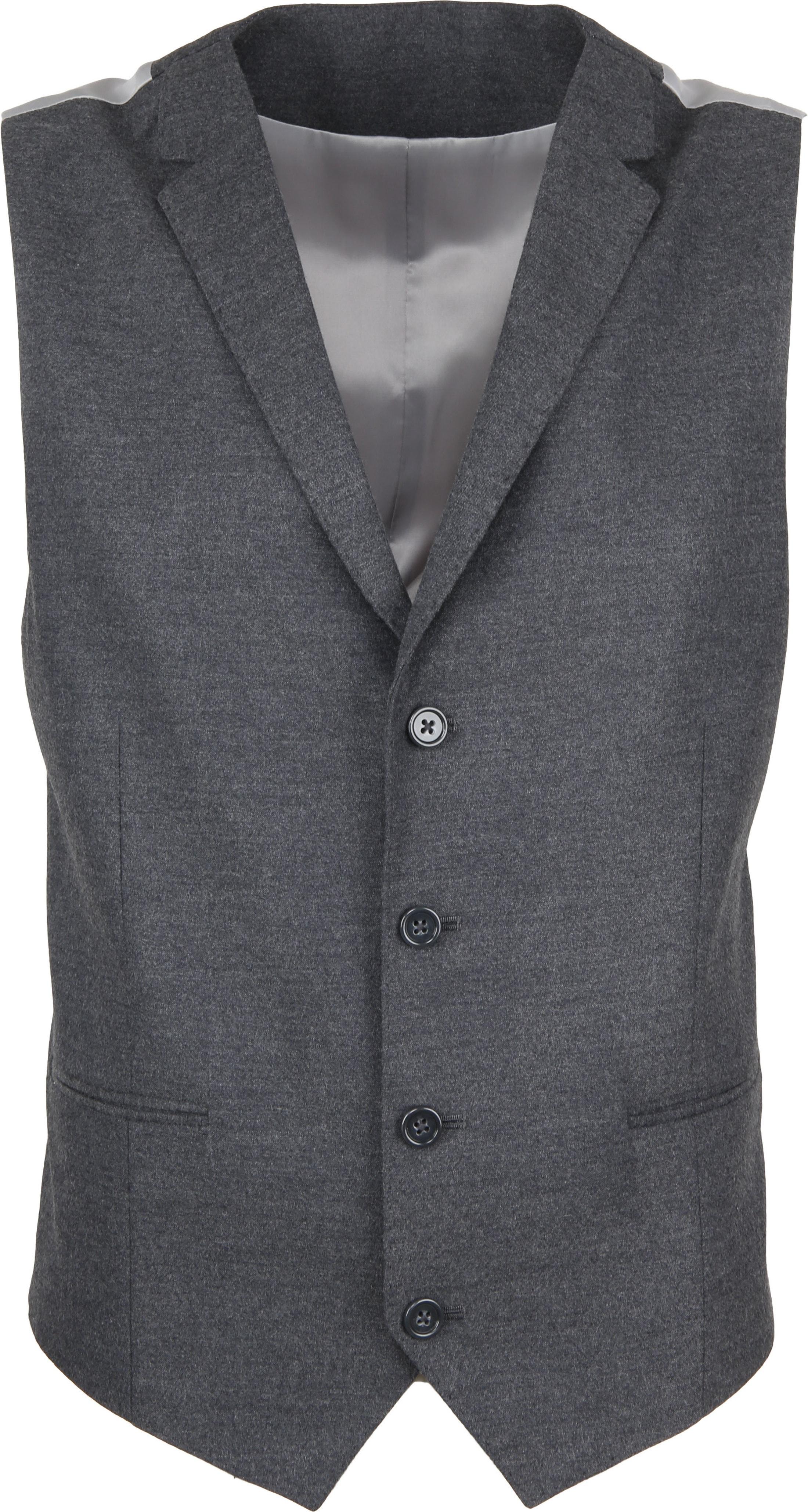 Suitable Sneaker Suit Flannel Grijs 3D foto 5