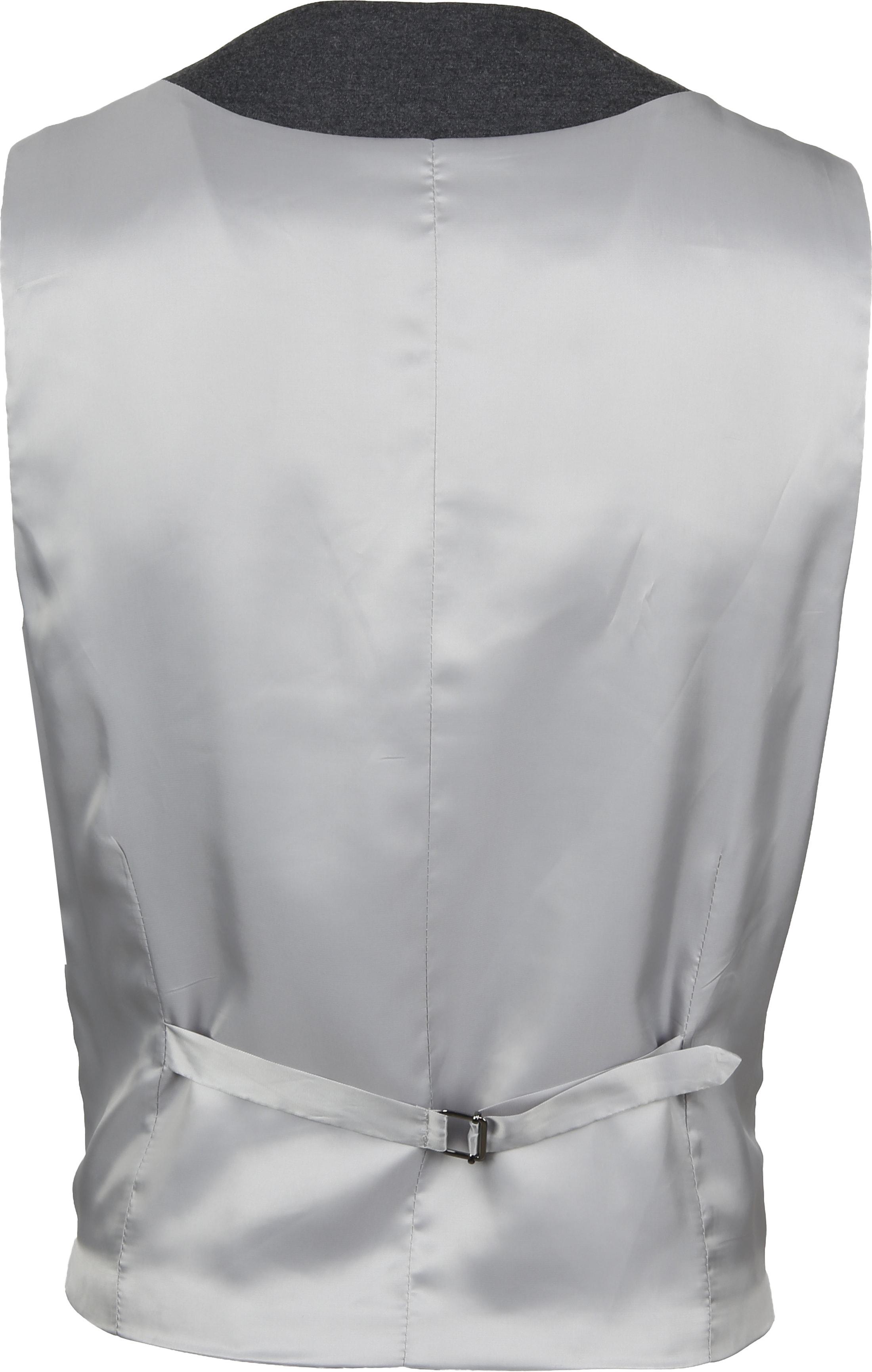 Suitable Sneaker Suit Flannel Grijs 3D foto 6