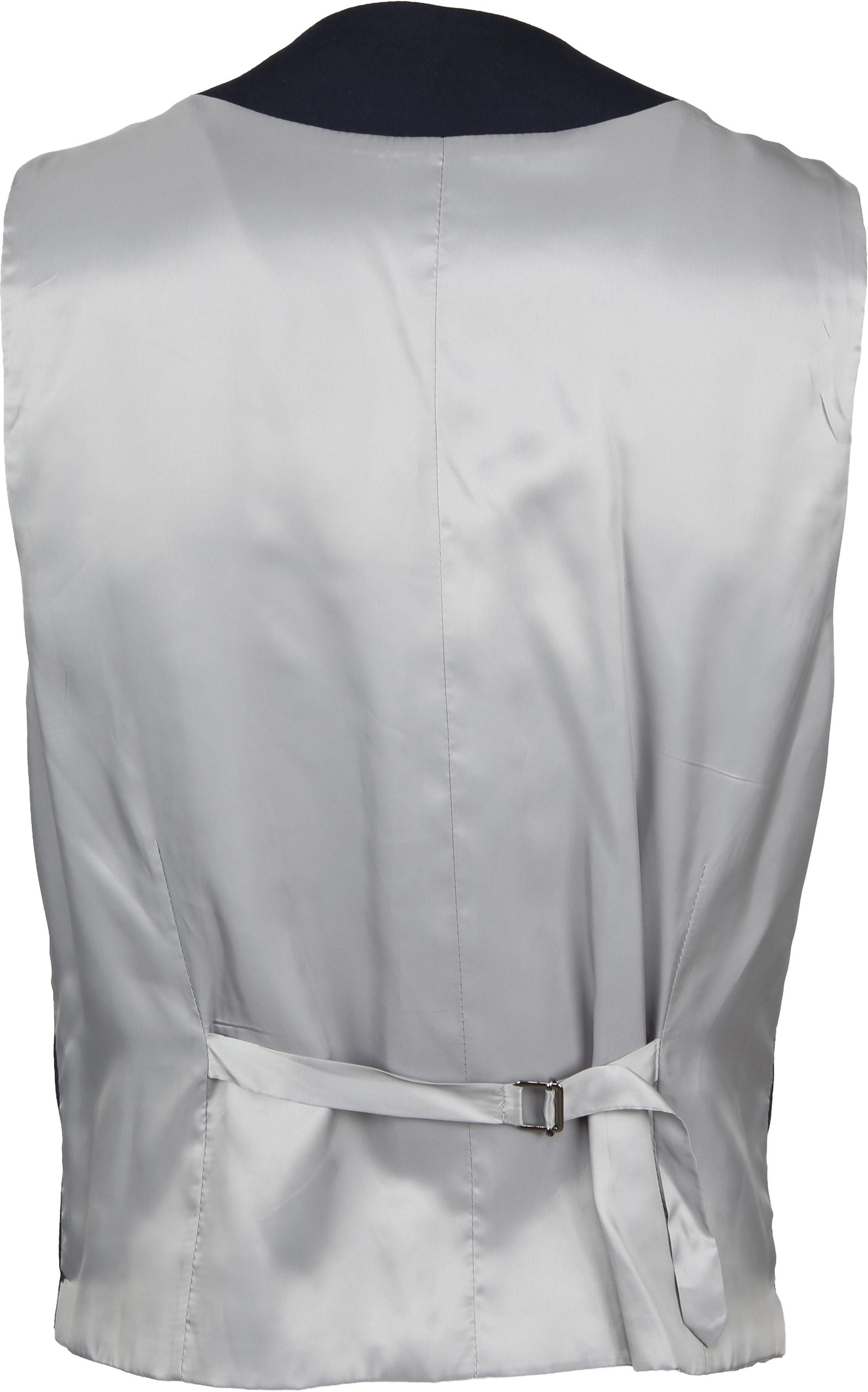 Suitable Sneaker Suit Flannel Navy 3D foto 5