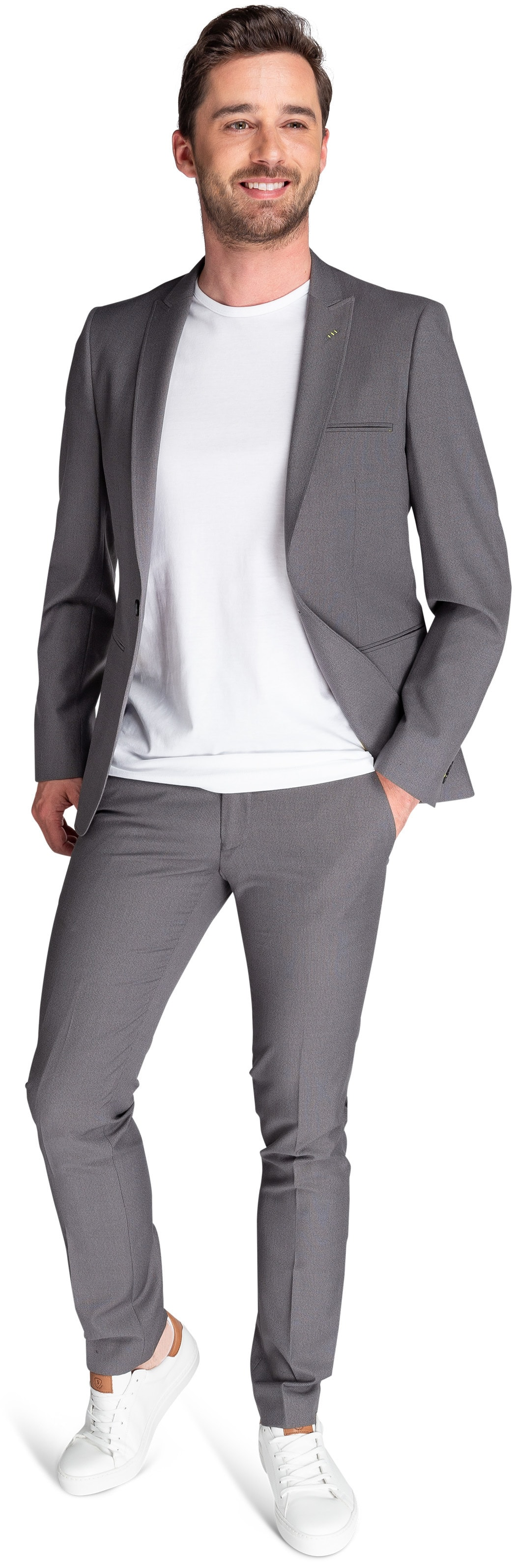 Suitable Sneaker Suit Grey foto 0
