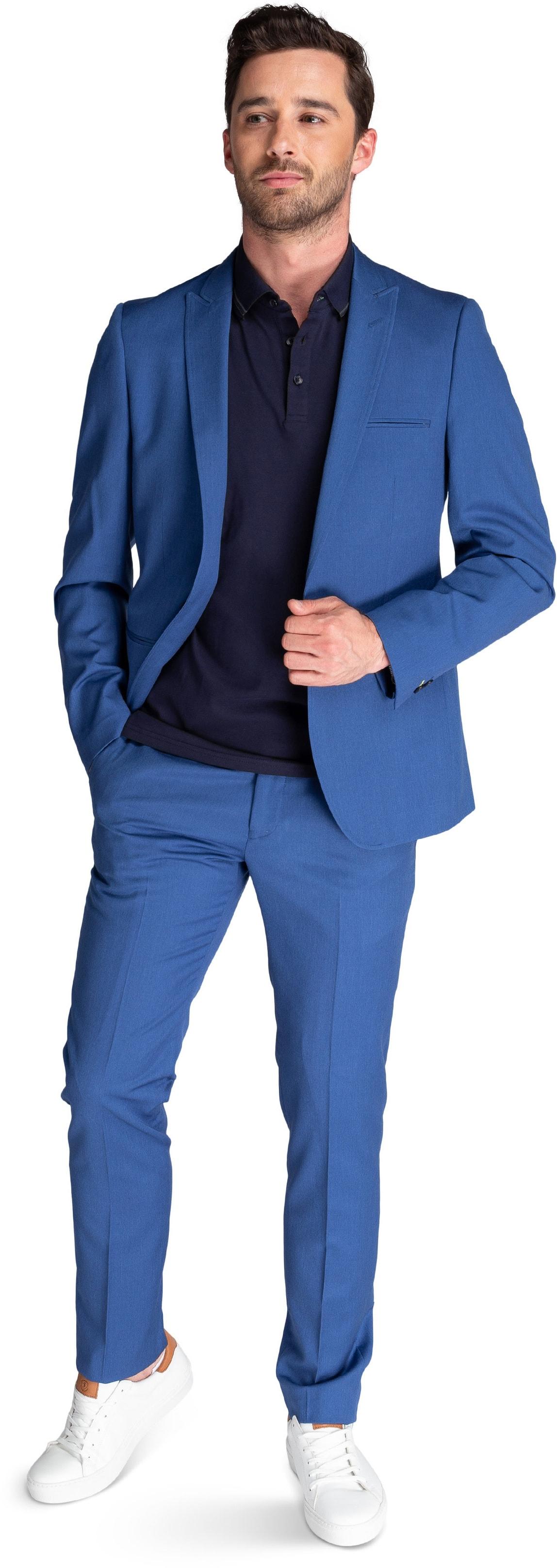 Suitable Sneaker Suit Kobalt foto 0
