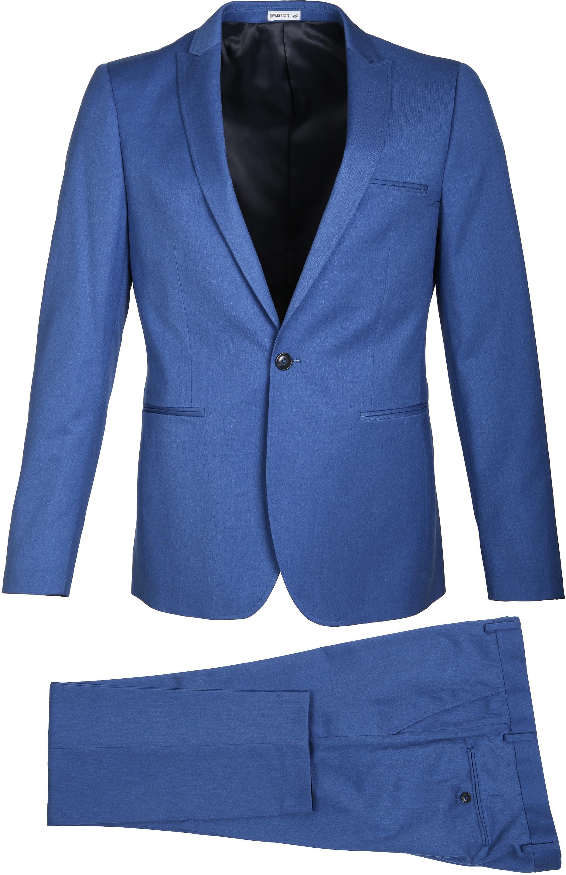 Suitable Sneaker Suit Kobalt foto 1