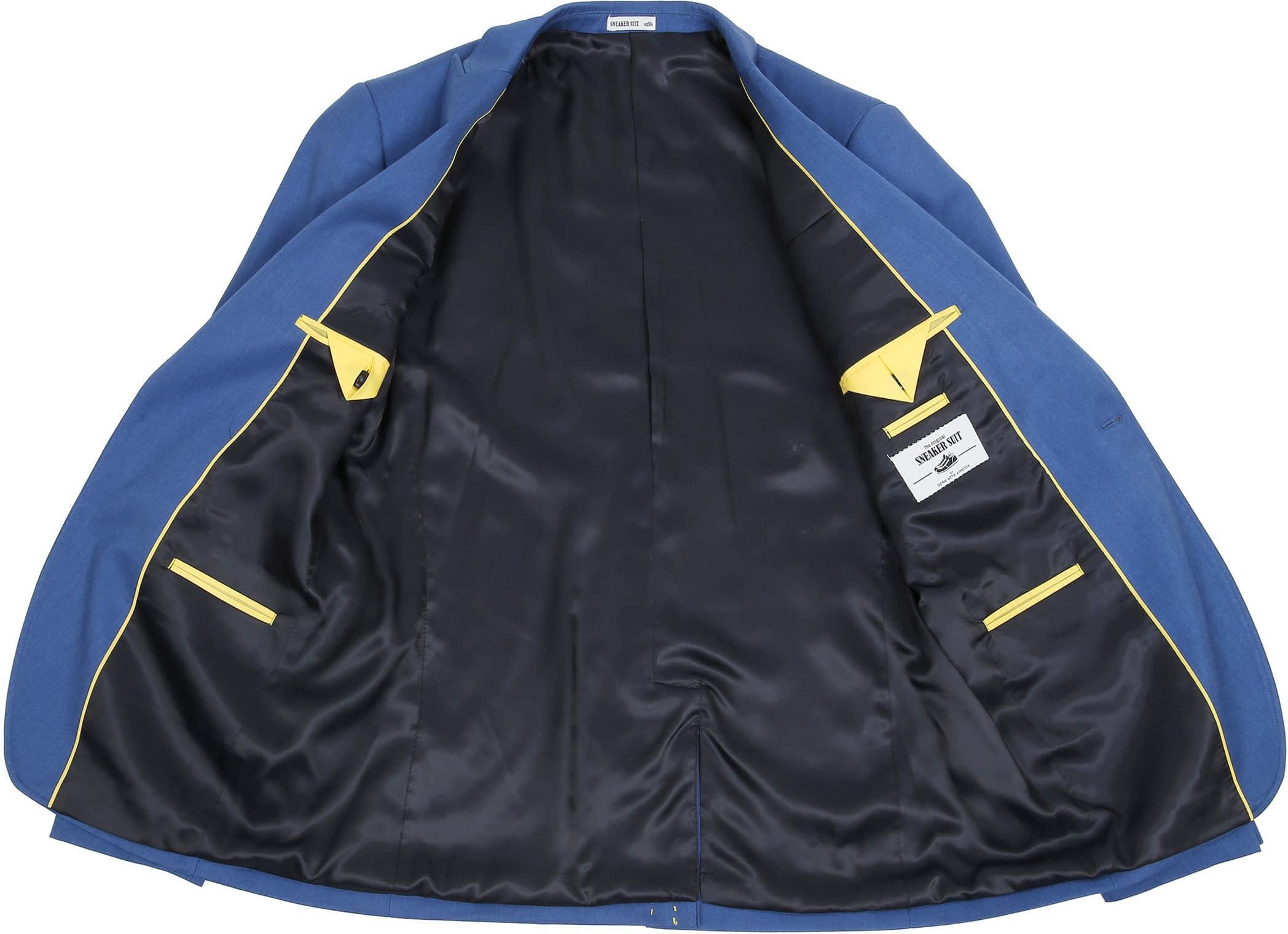 Suitable Sneaker Suit Kobalt foto 4