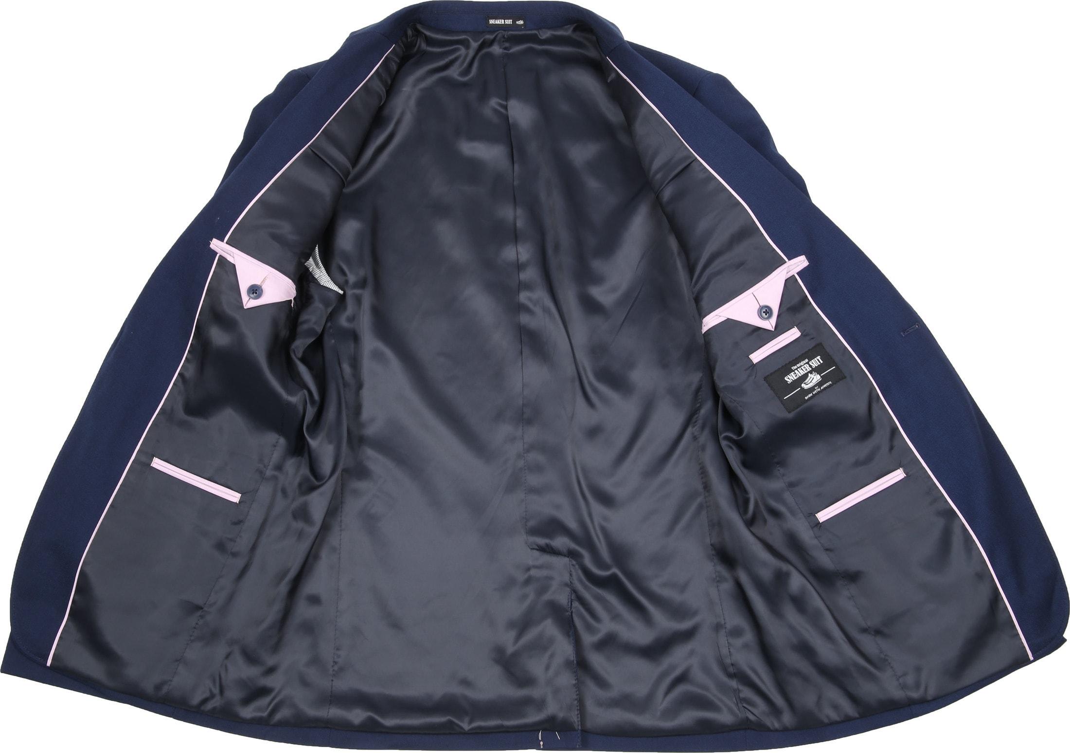 Suitable Sneaker Suit Mid Blue foto 2