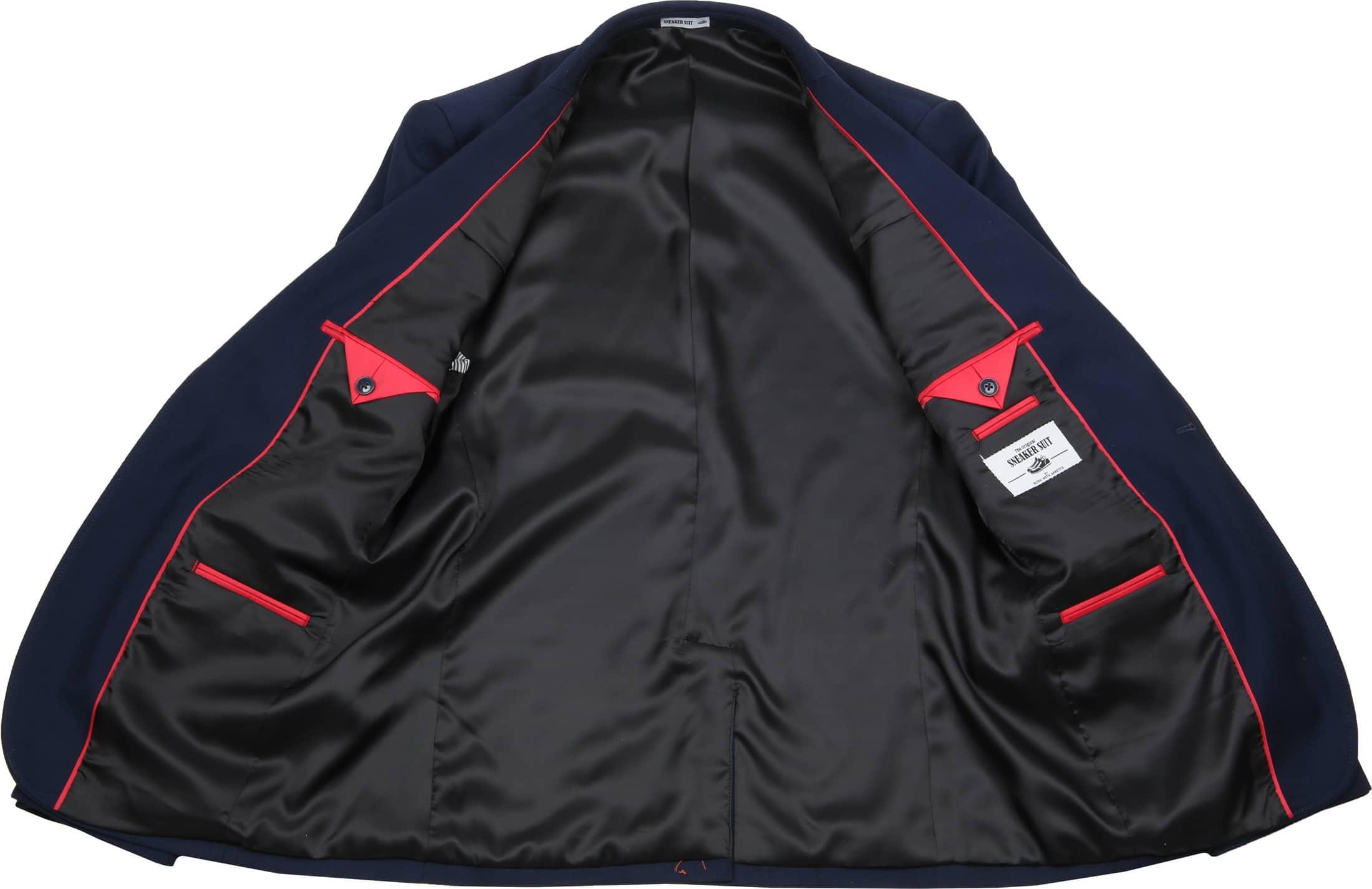 Suitable Sneaker Suit Pounta Navy foto 6