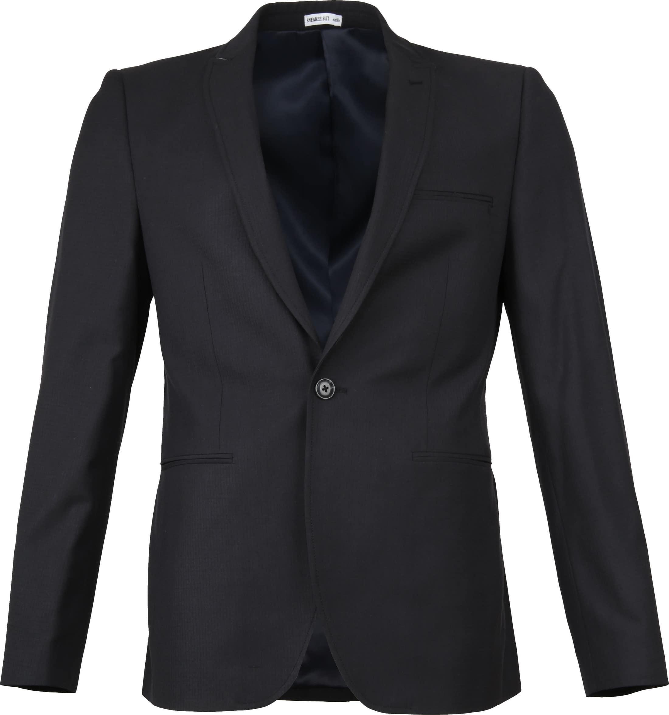 Suitable Sneaker Suit Schwarz foto 1