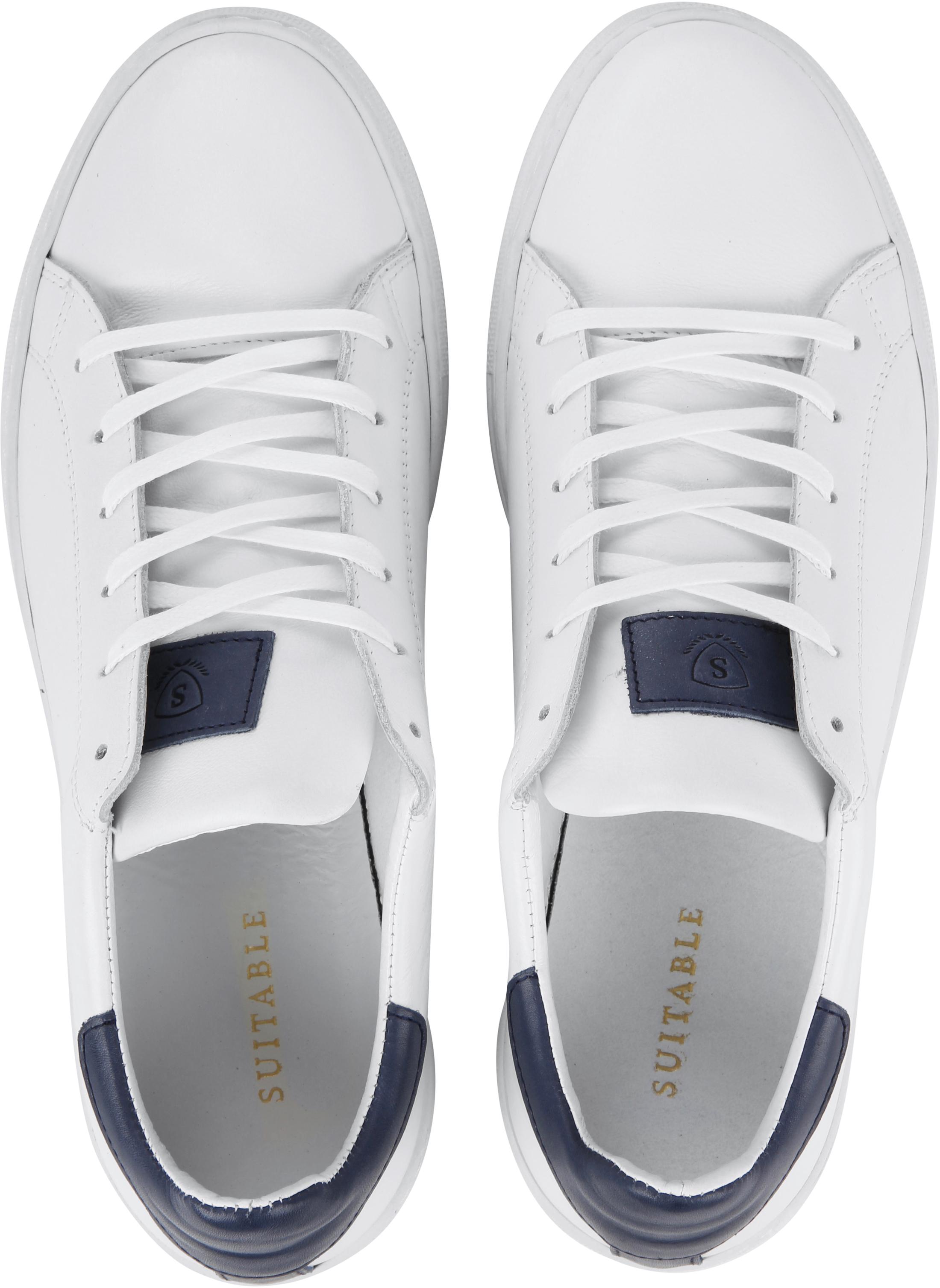Suitable Sneaker Weiß foto 3