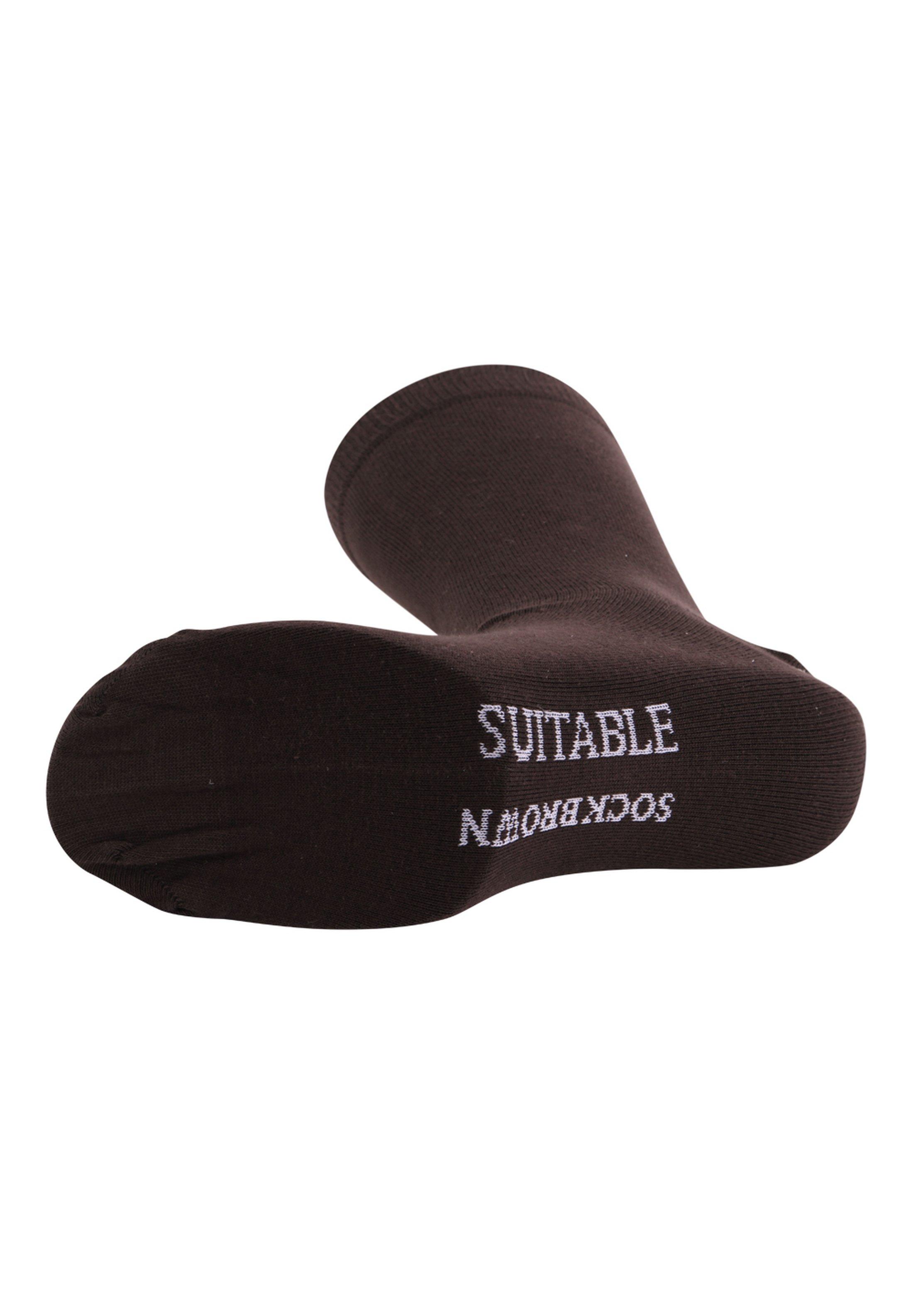 Suitable Socken Braun foto 1