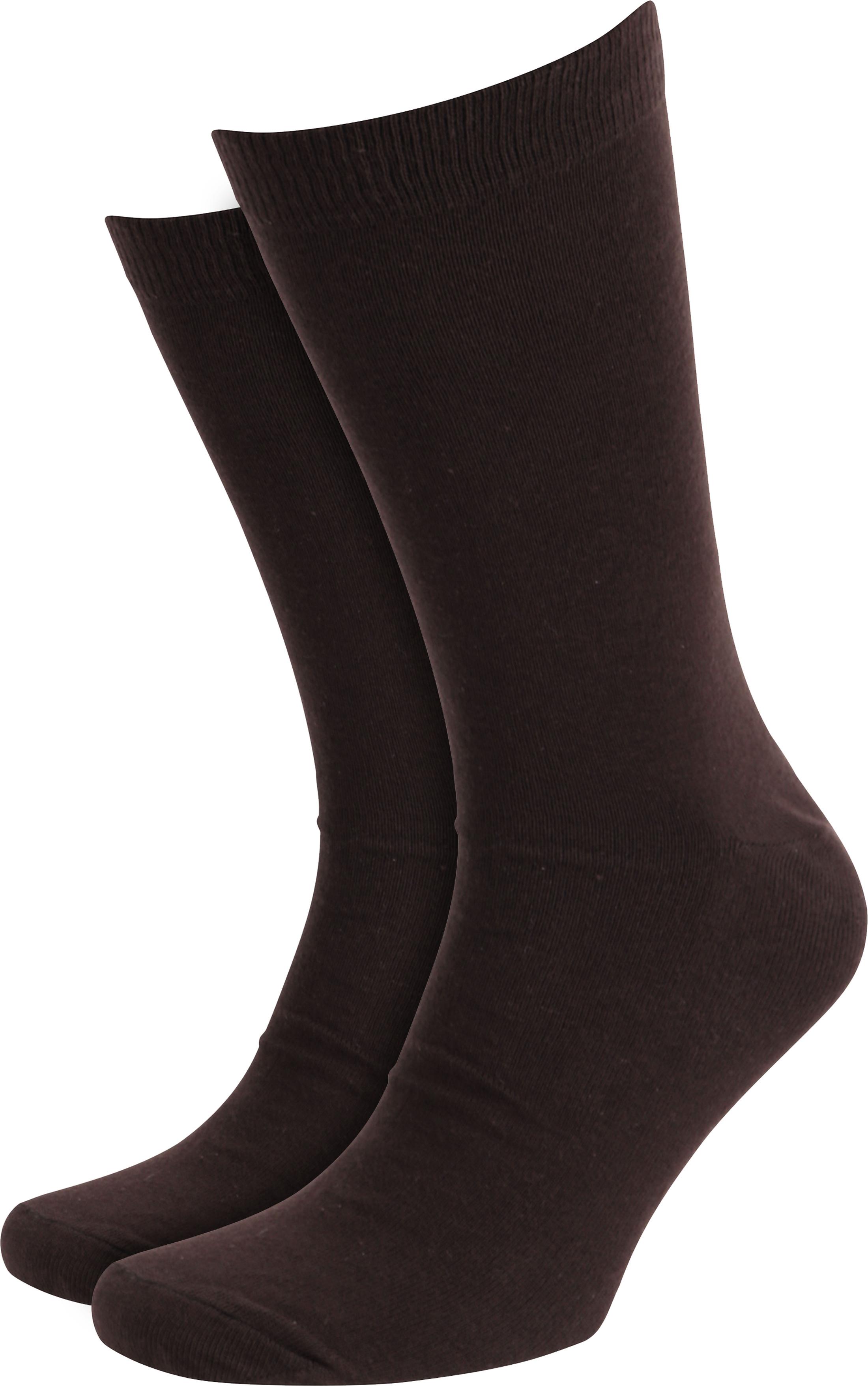 Suitable Socken Braun