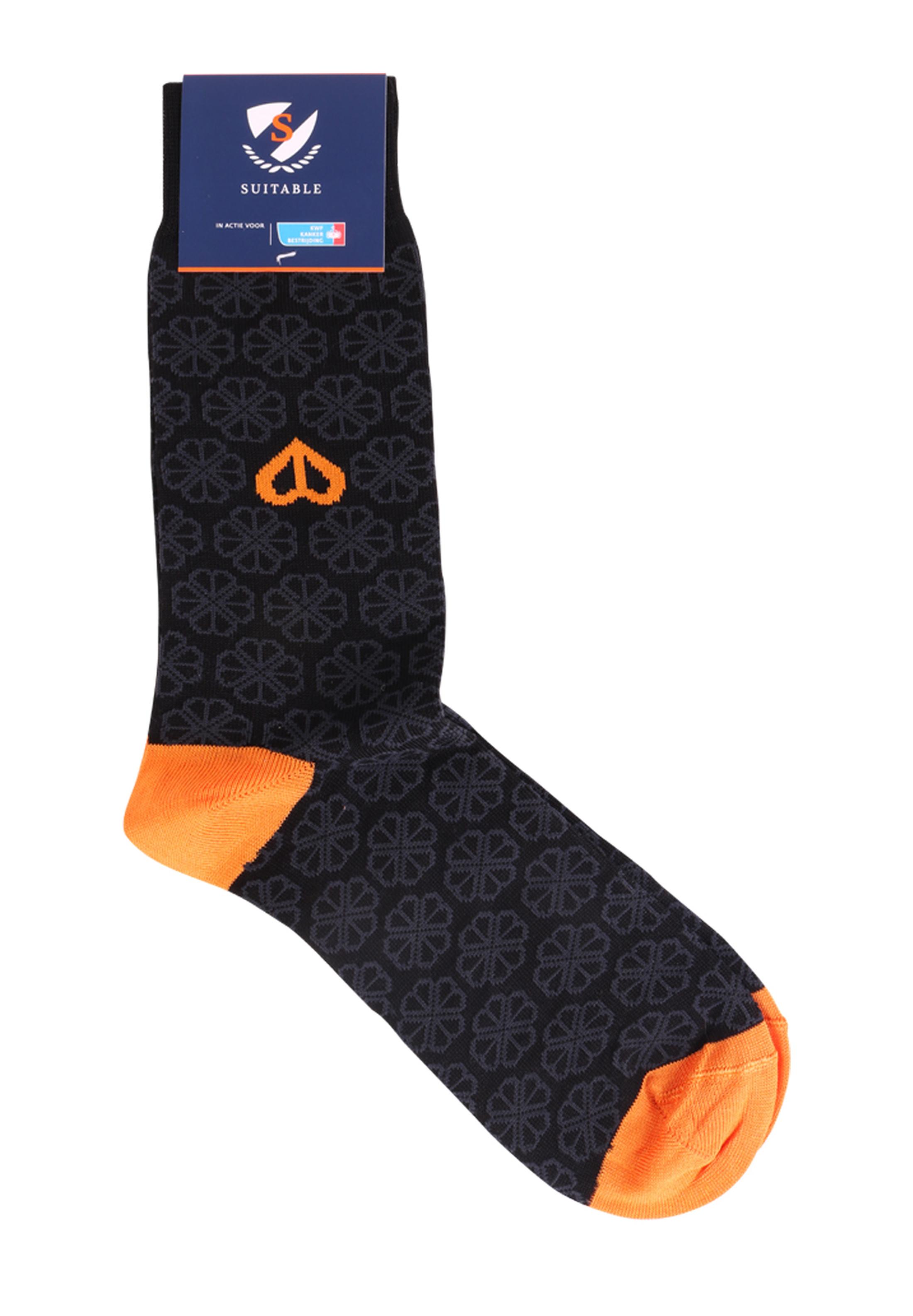 Suitable Socken KWF Schwarz foto 1