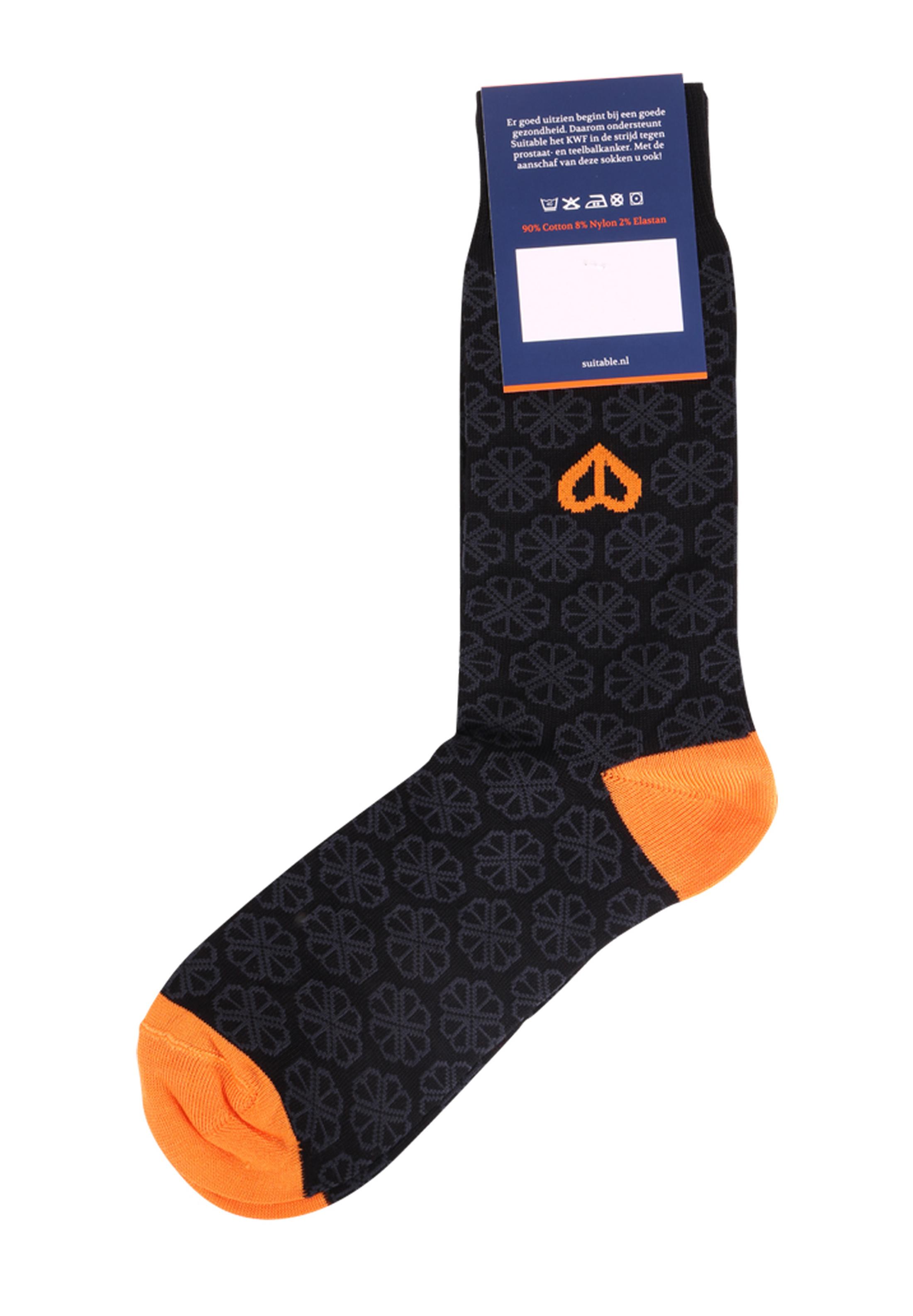 Suitable Socken KWF Schwarz foto 2