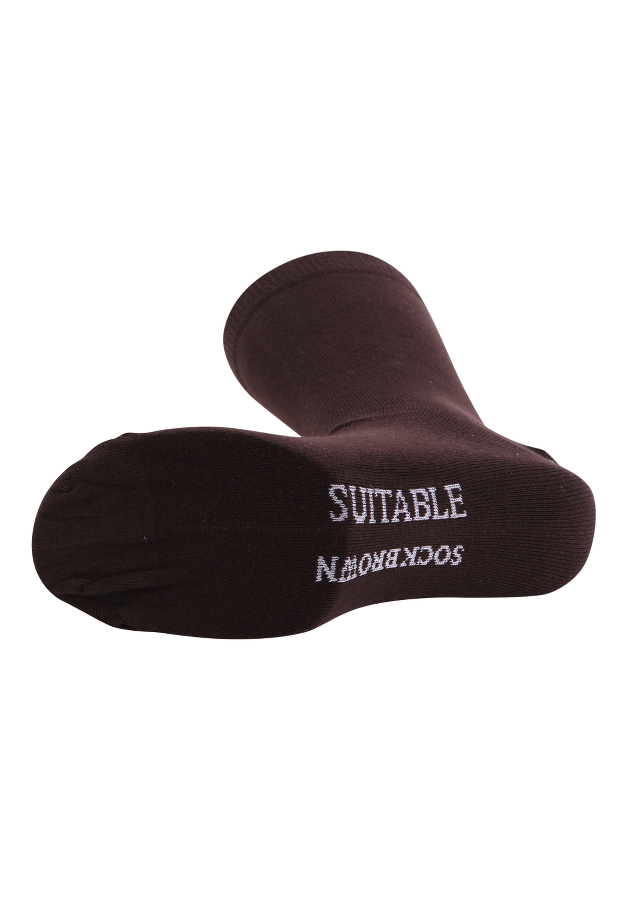 Suitable Socks Brown foto 1