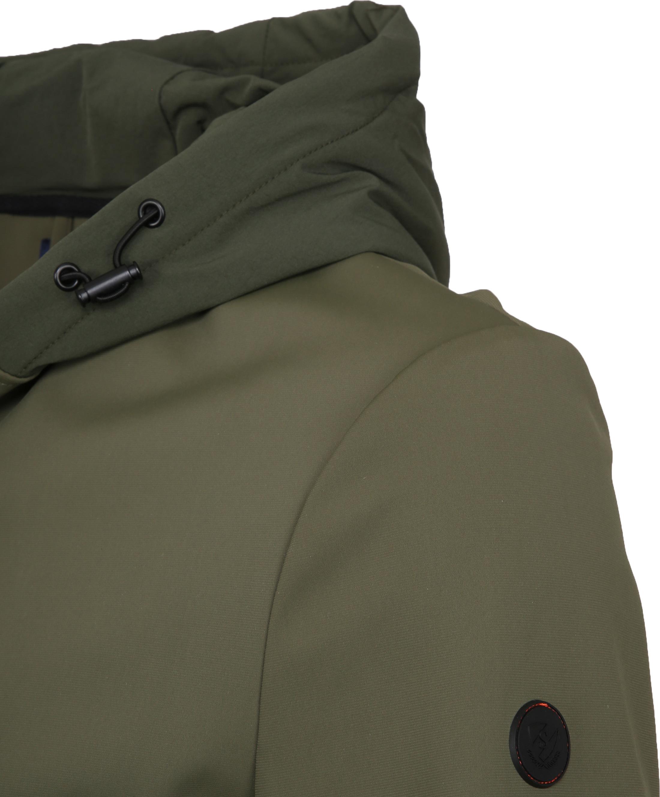 Suitable Softshell Jacke Tom Armee Foto 2