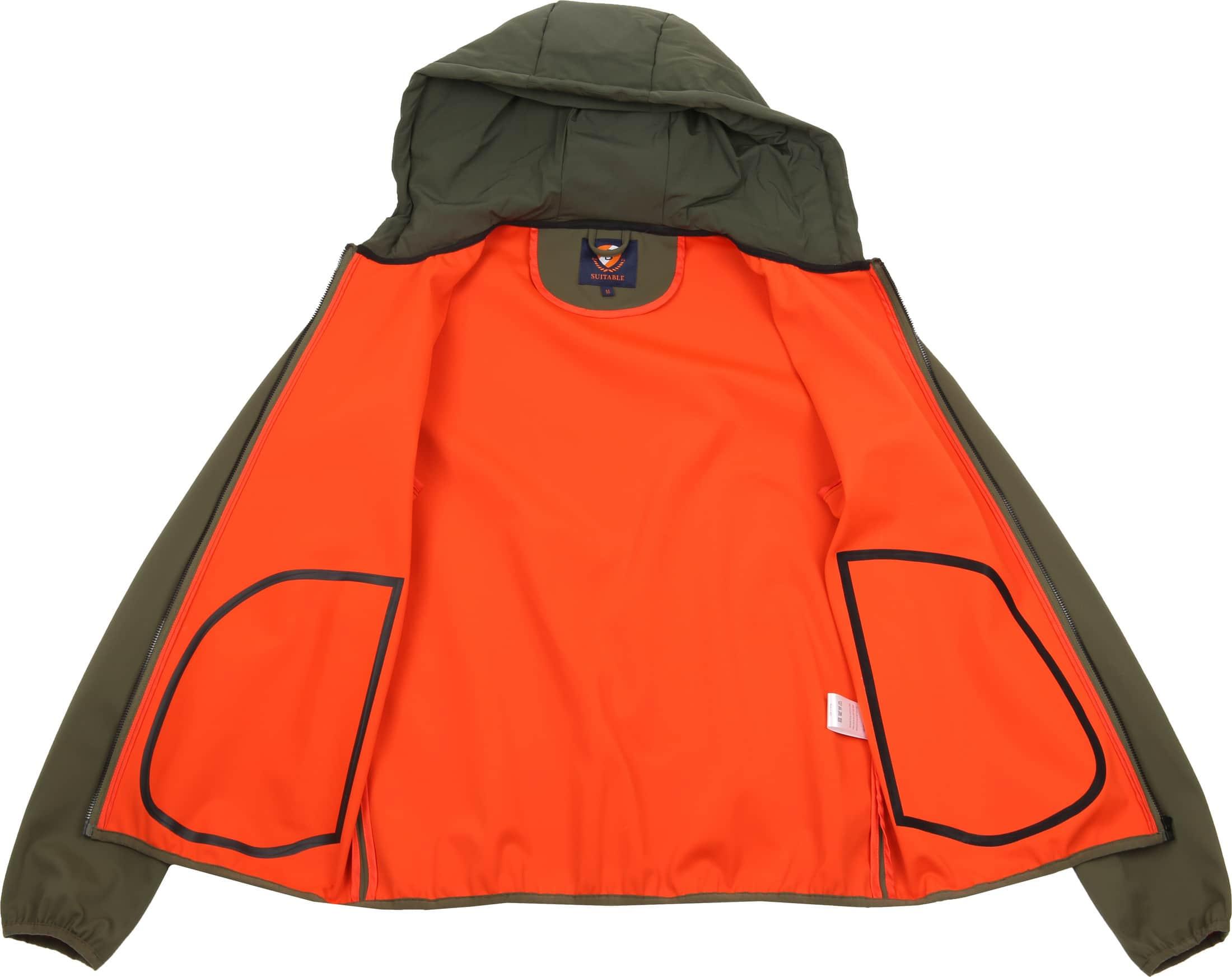 Suitable Softshell Jacke Tom Armee Foto 5