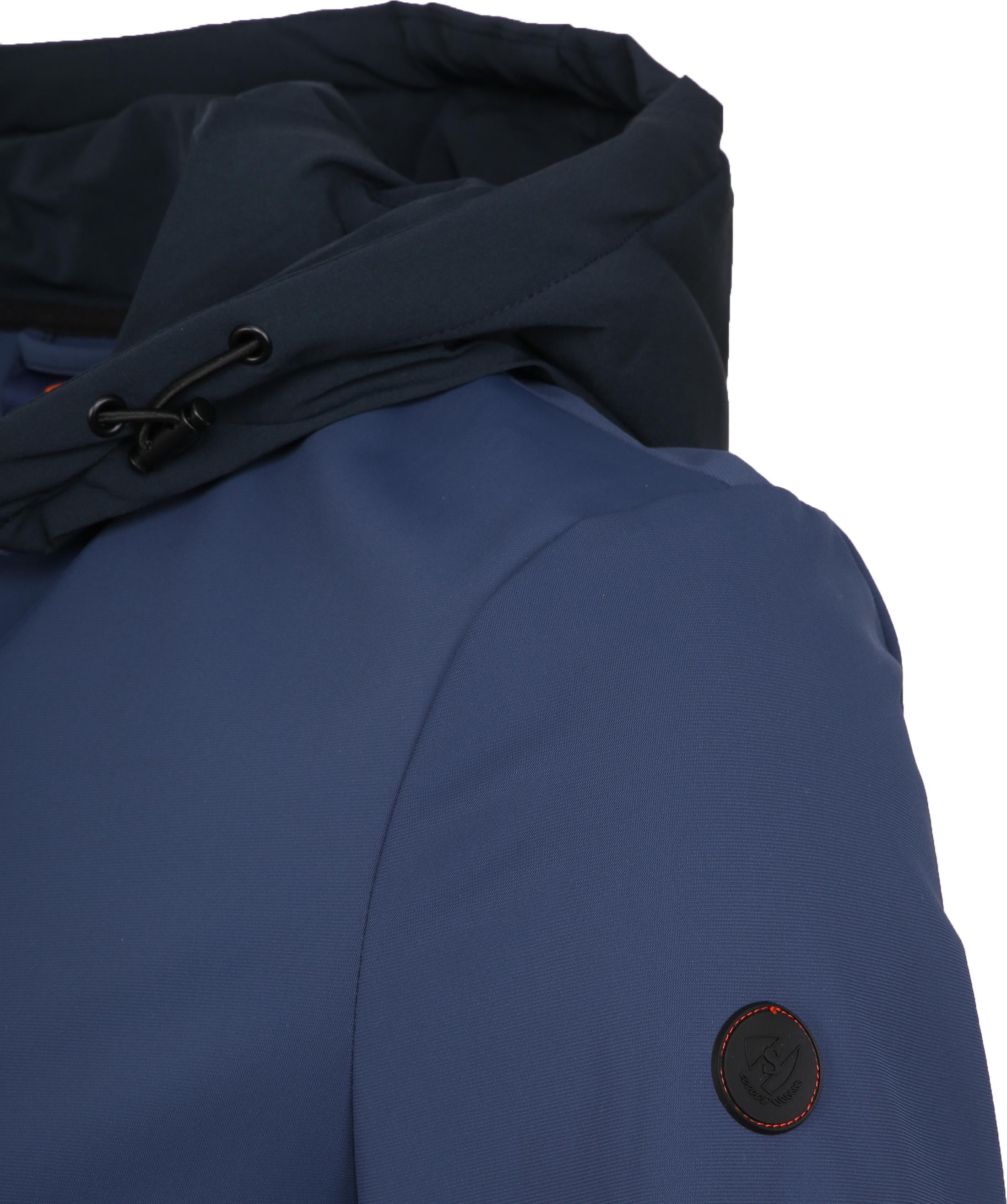 Suitable Softshell Jacke Tom Dunkelblau Foto 2