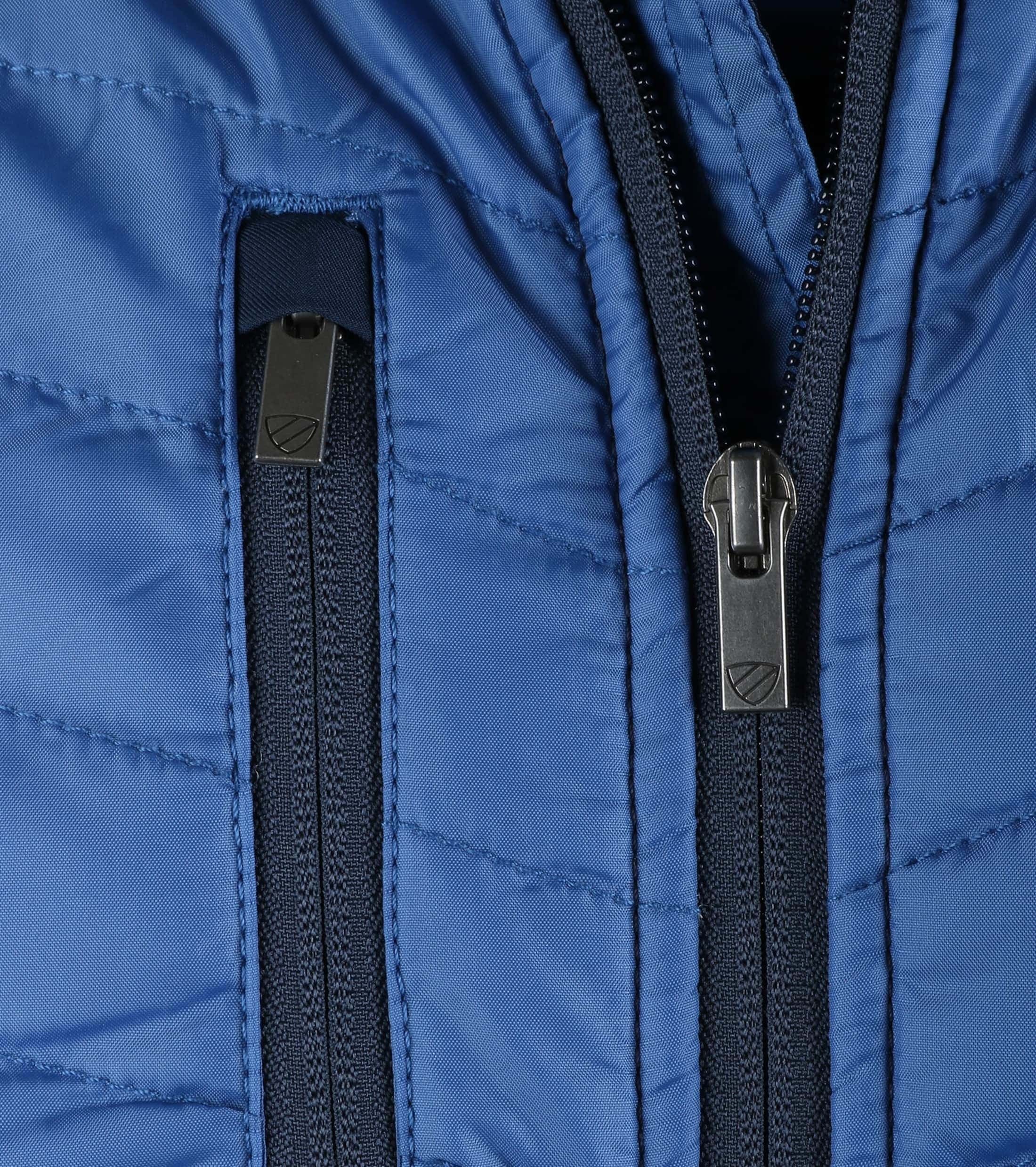 Suitable Softshell Spur Jacket Blauw foto 2