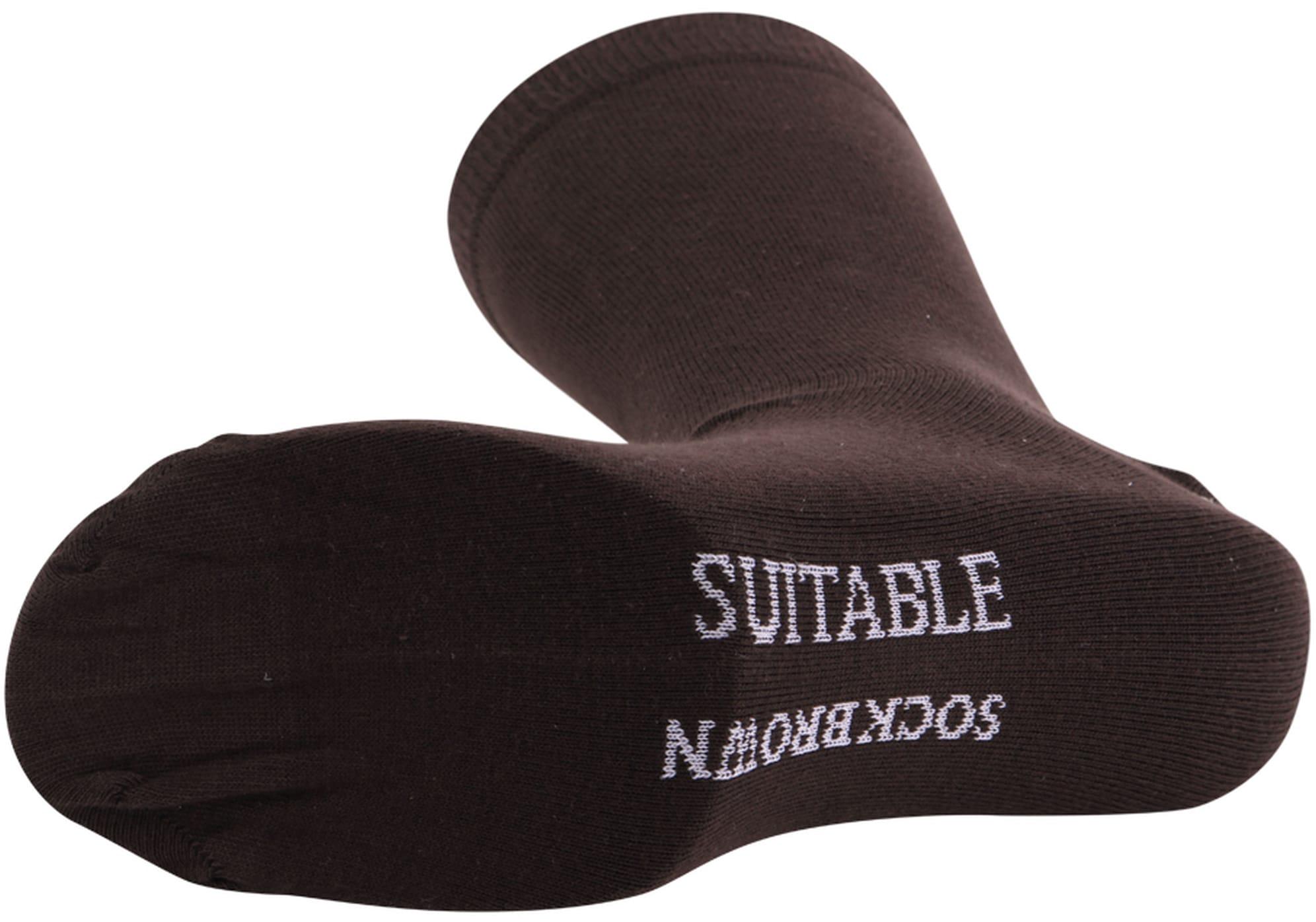 Suitable Sokken Bruin 8-Pack foto 1