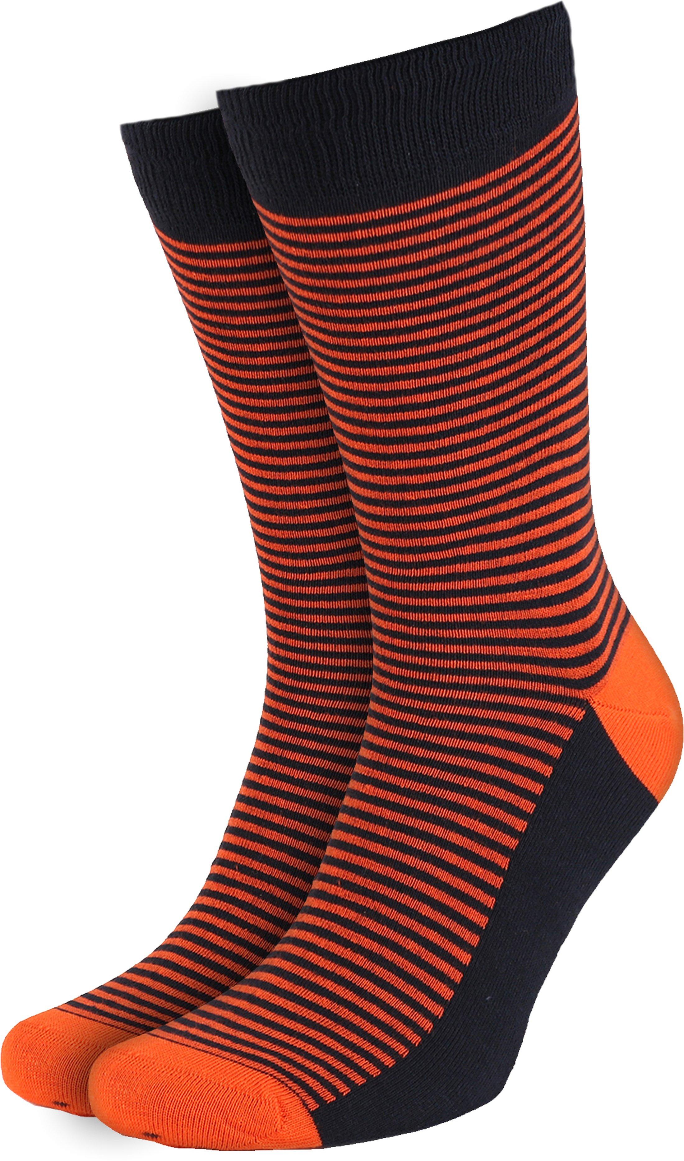 Suitable Sokken Navy/Oranje foto 0