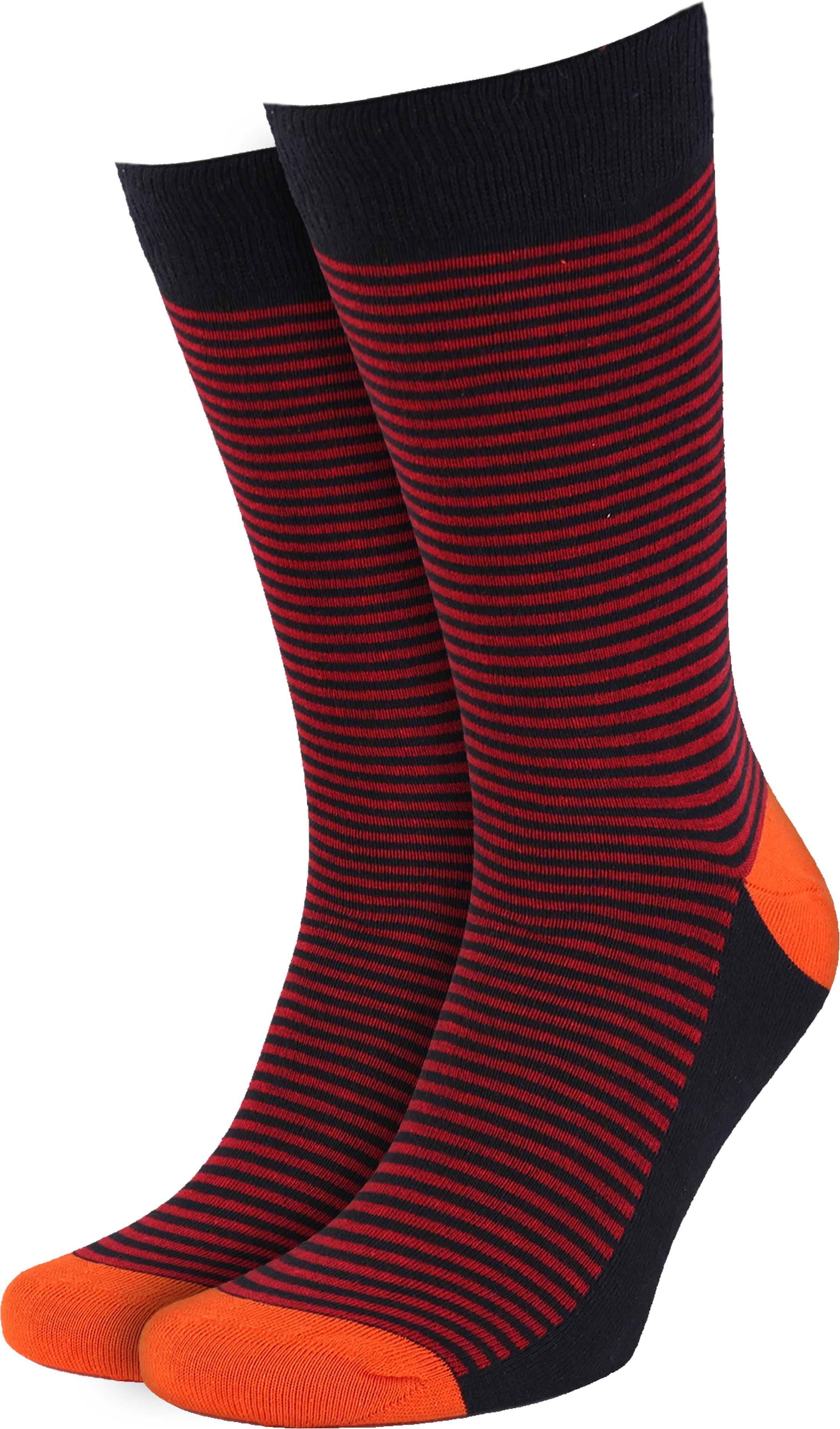 Suitable Sokken Navy/Rood foto 0