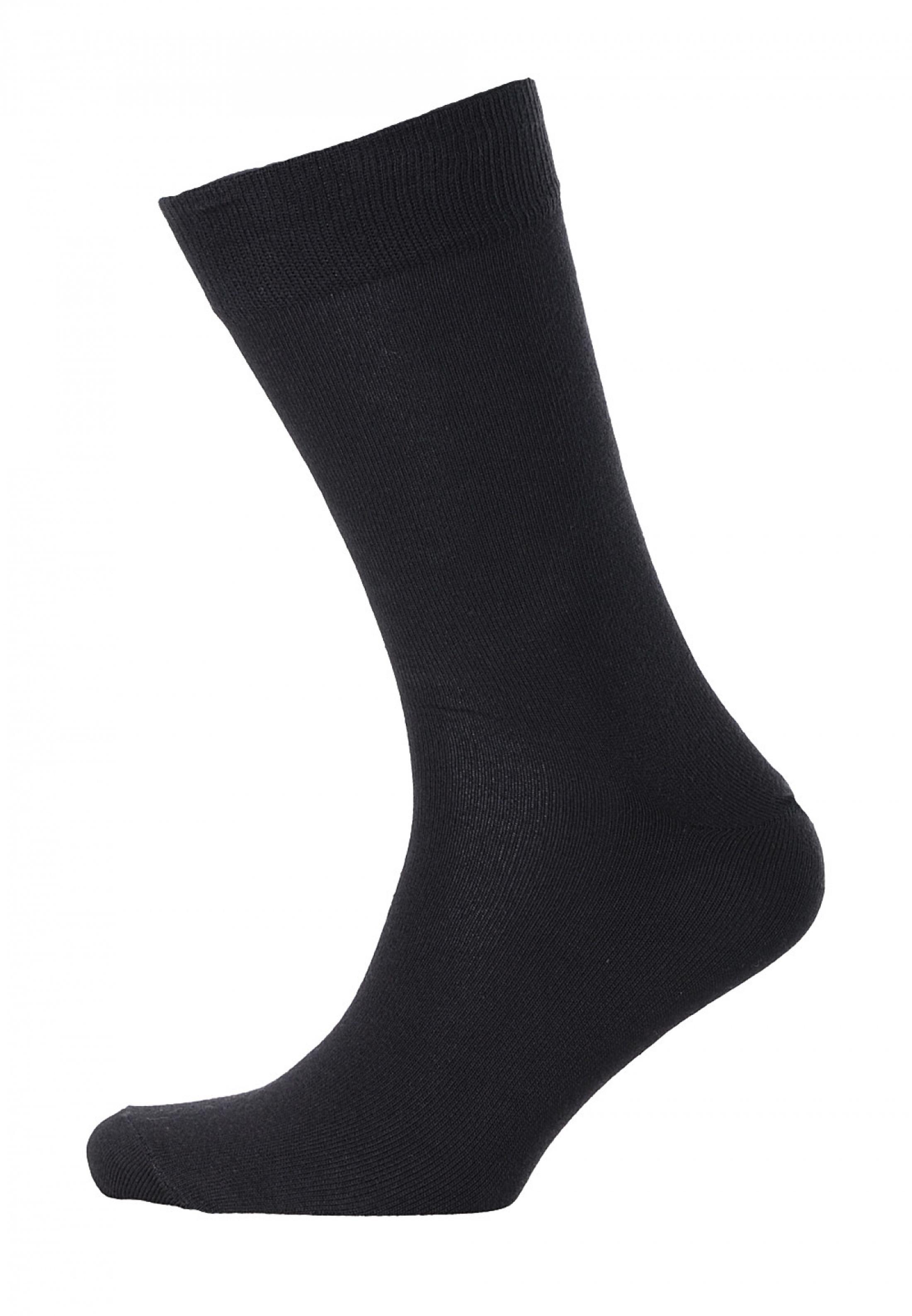 Suitable Sokken Zwart 8-Pack foto 0