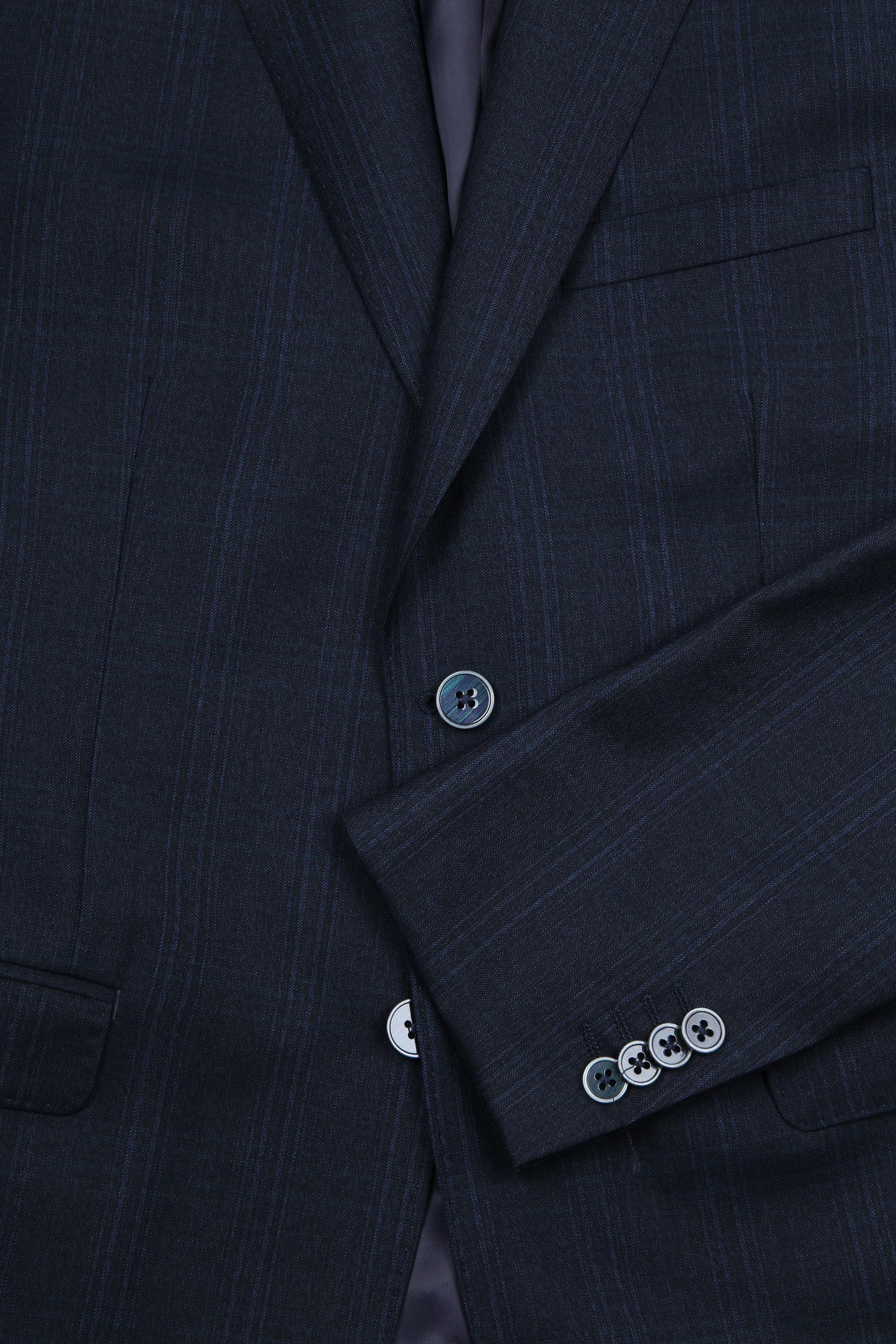 Suitable Strato Anzug Dunkelblau Fenster foto 5