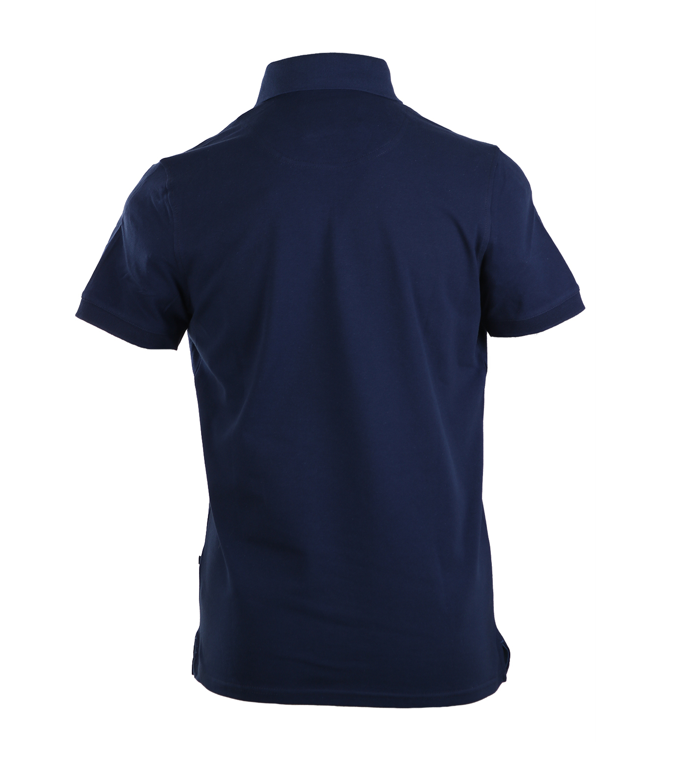 Suitable Stretch Polo Navy foto 3