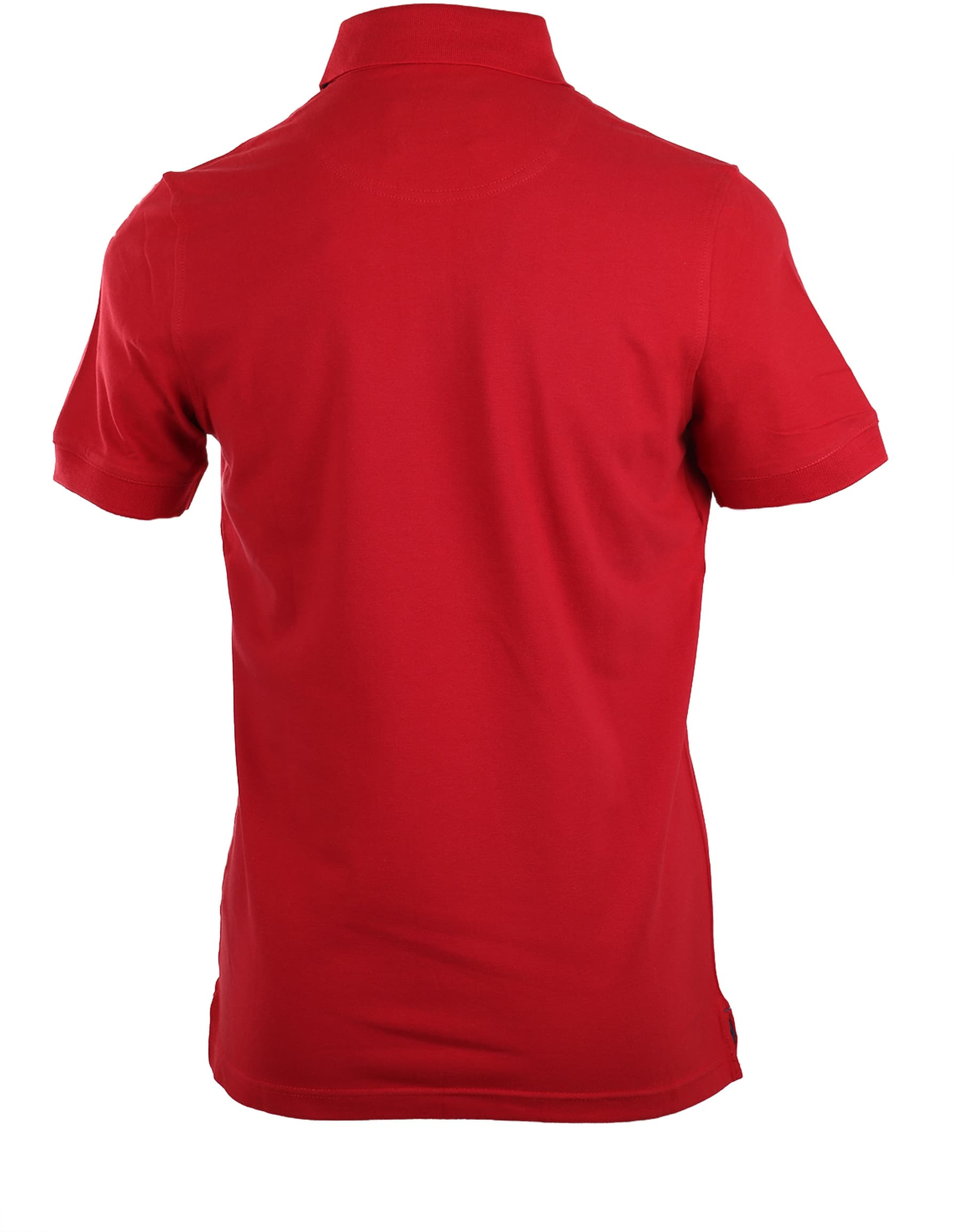 Suitable Stretch Polo Rood foto 3