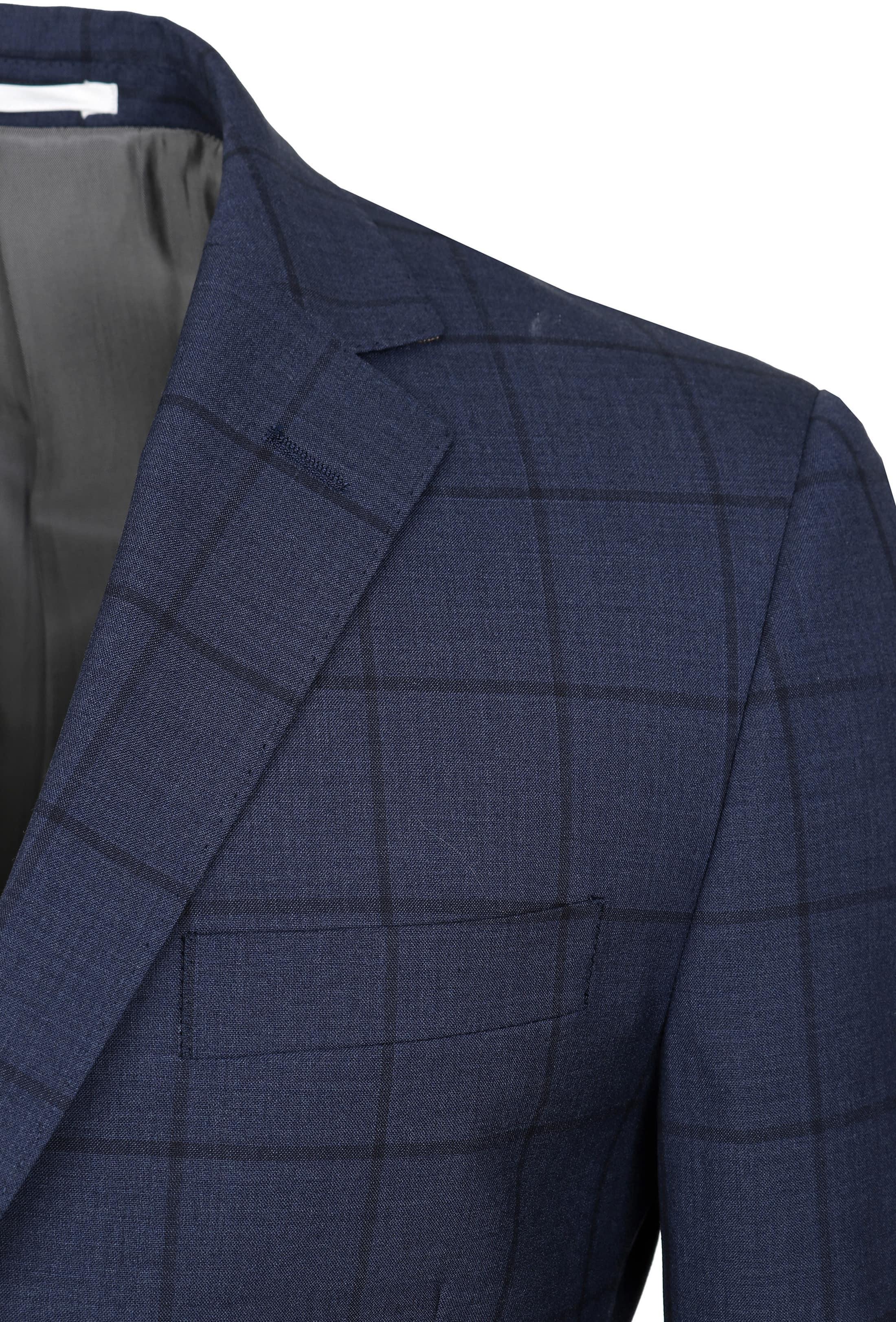 Suitable Suit Lucius Checks foto 3