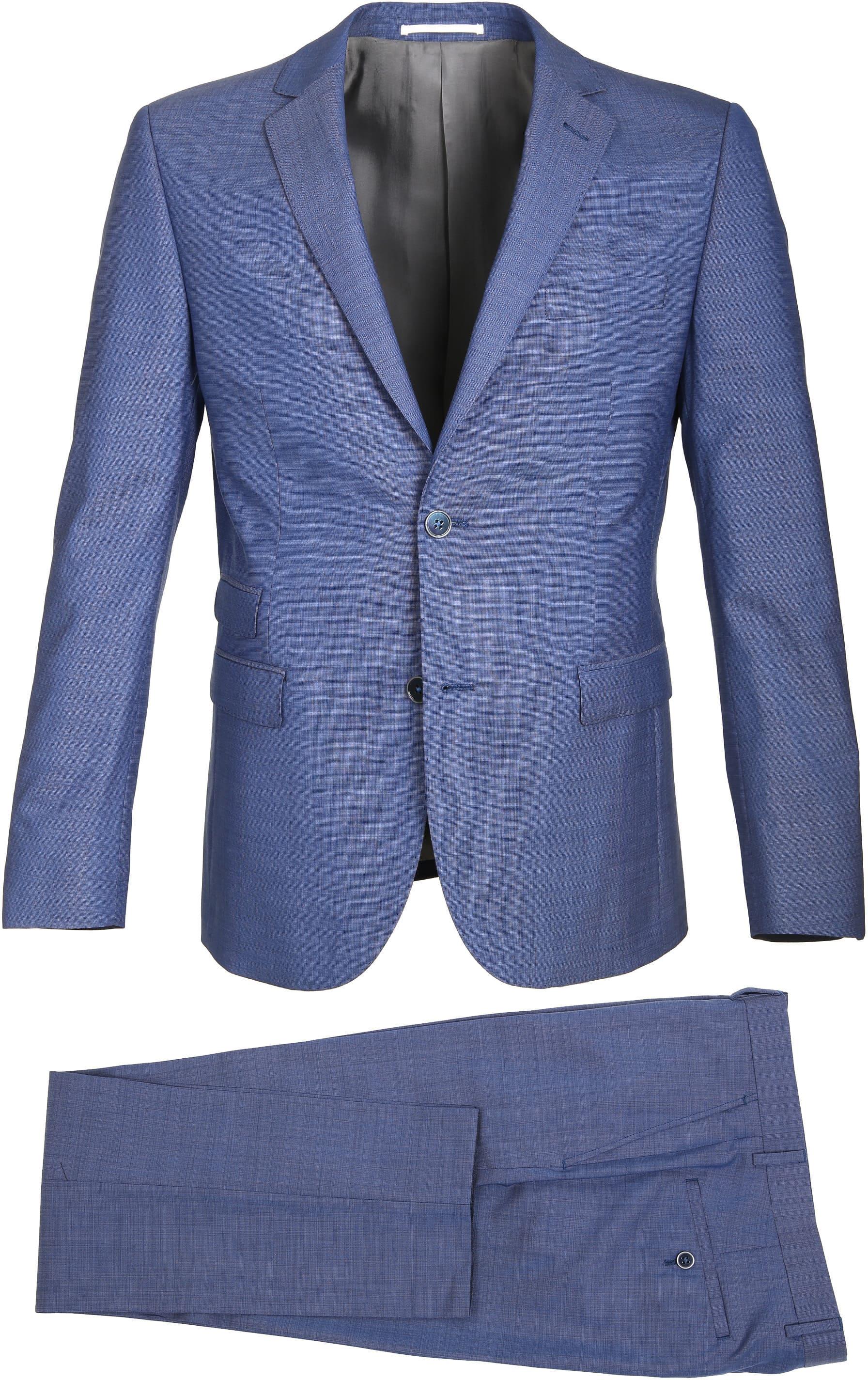 Suitable Suit Lucius Mid Blue foto 1