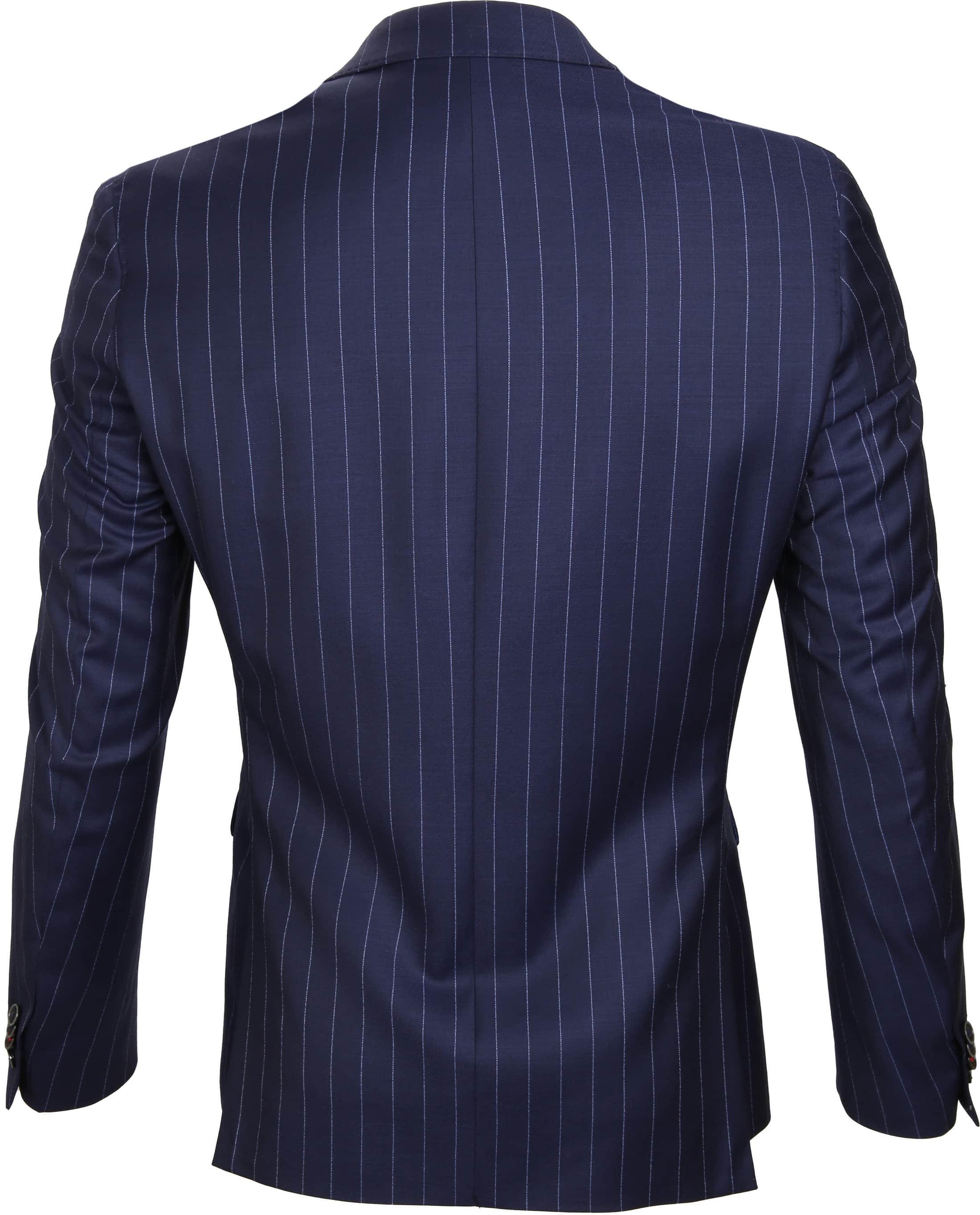 Suitable Suit Nancy Navy Stripe foto 4