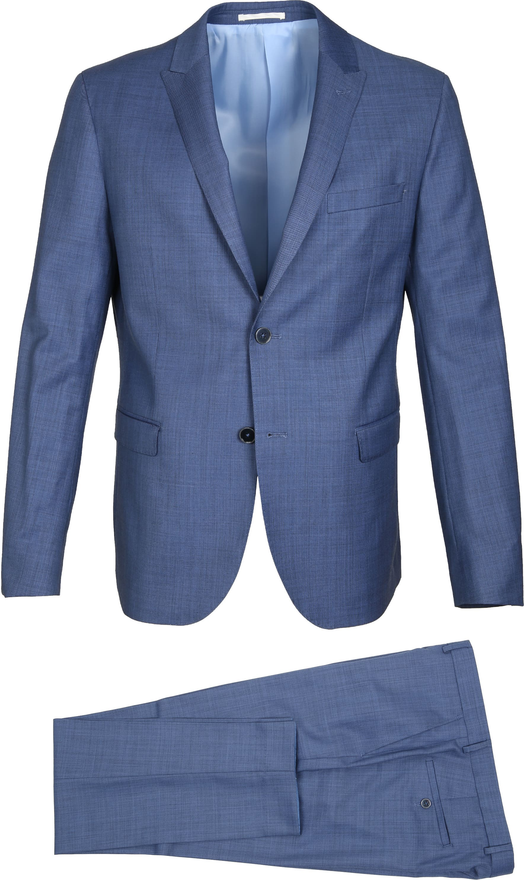 Suitable Suit Strato Indigo foto 1