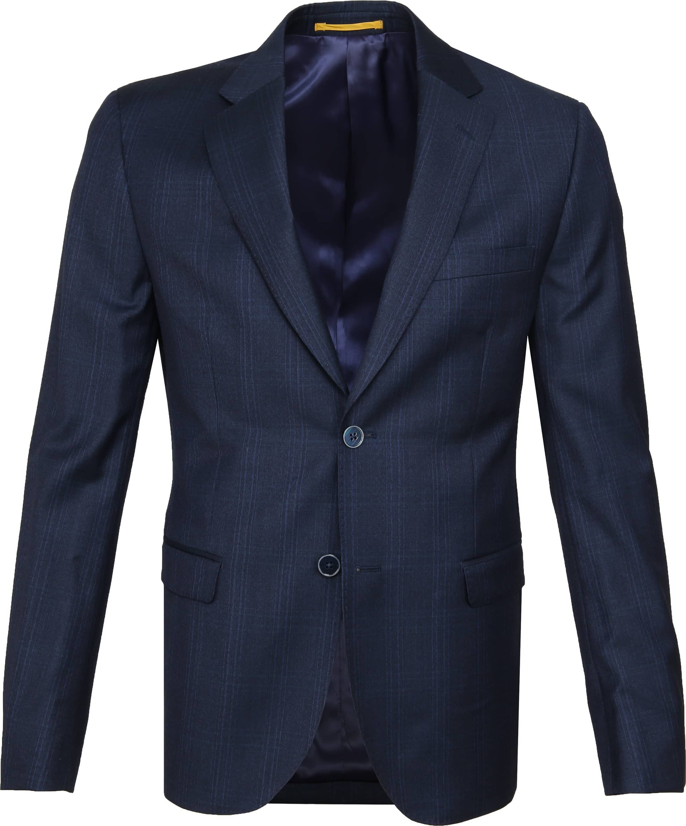 Suitable Suit Strato Navy Checks photo 2