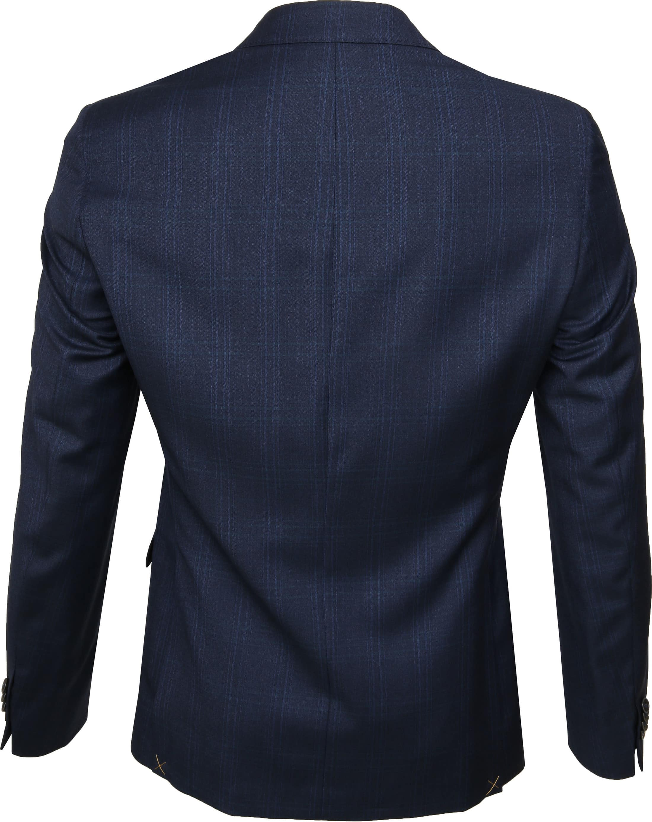 Suitable Suit Strato Navy Checks photo 4