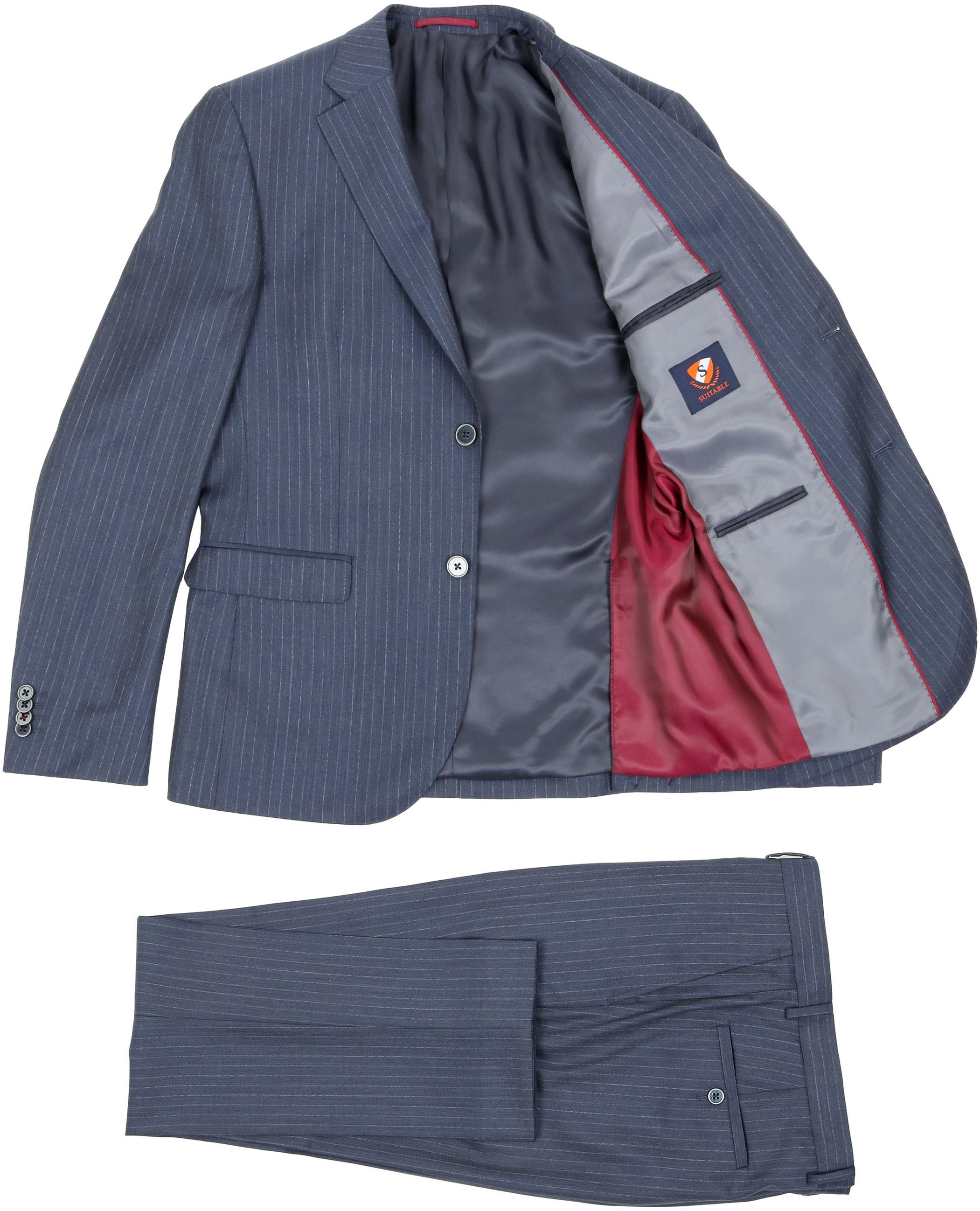 Suitable Suit Wien Blue foto 1