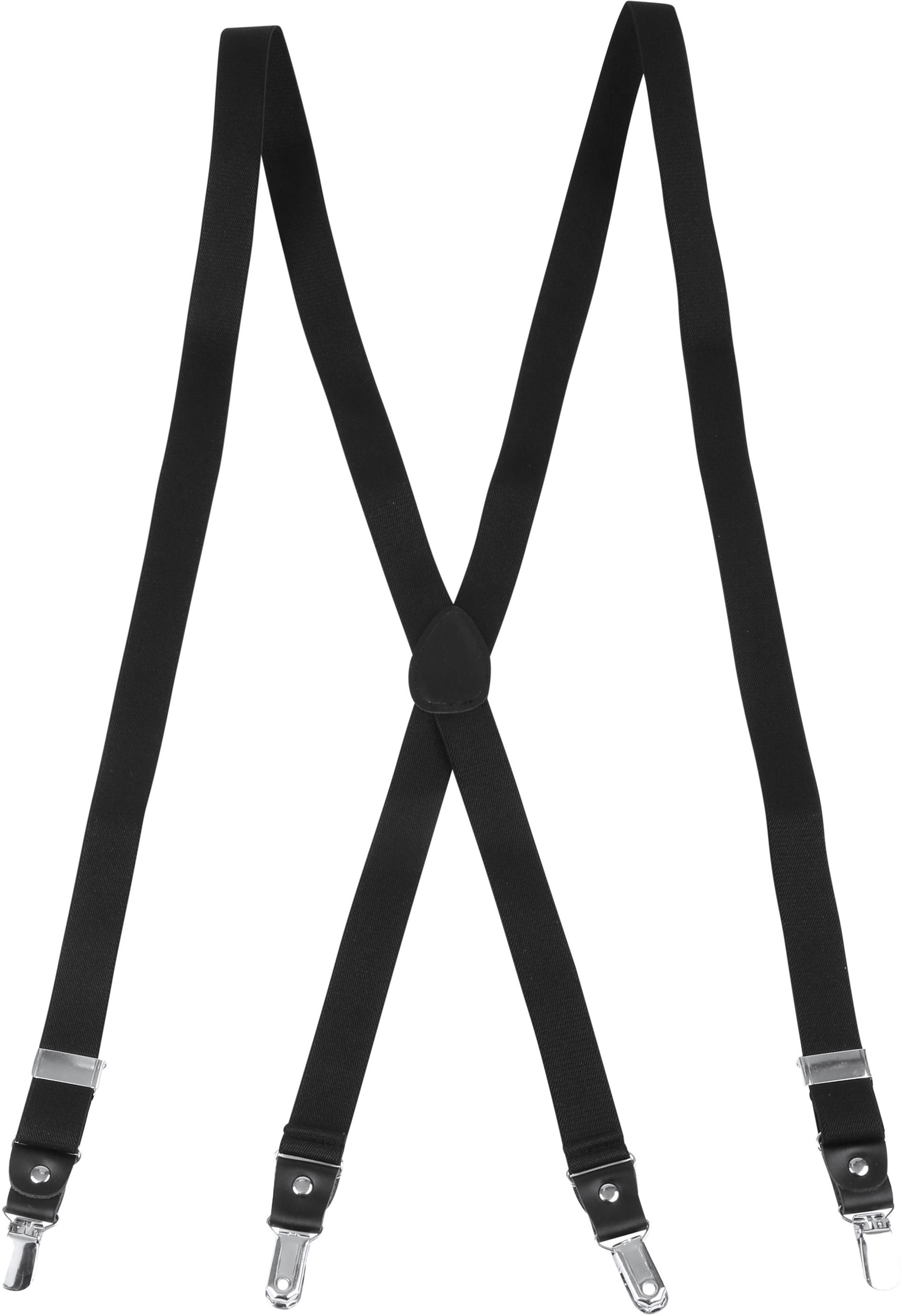 Suitable Suspenders Black photo 1
