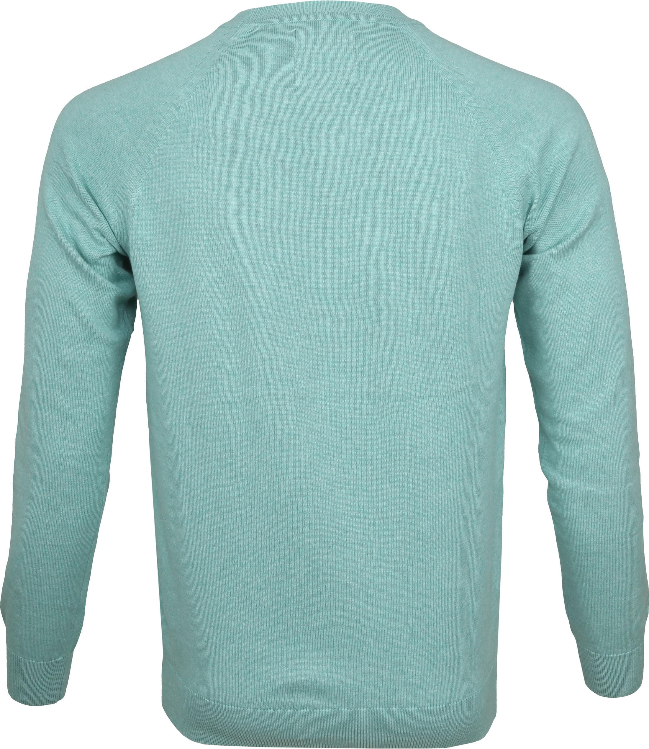 Suitable Sweater Ben Sea Green foto 2