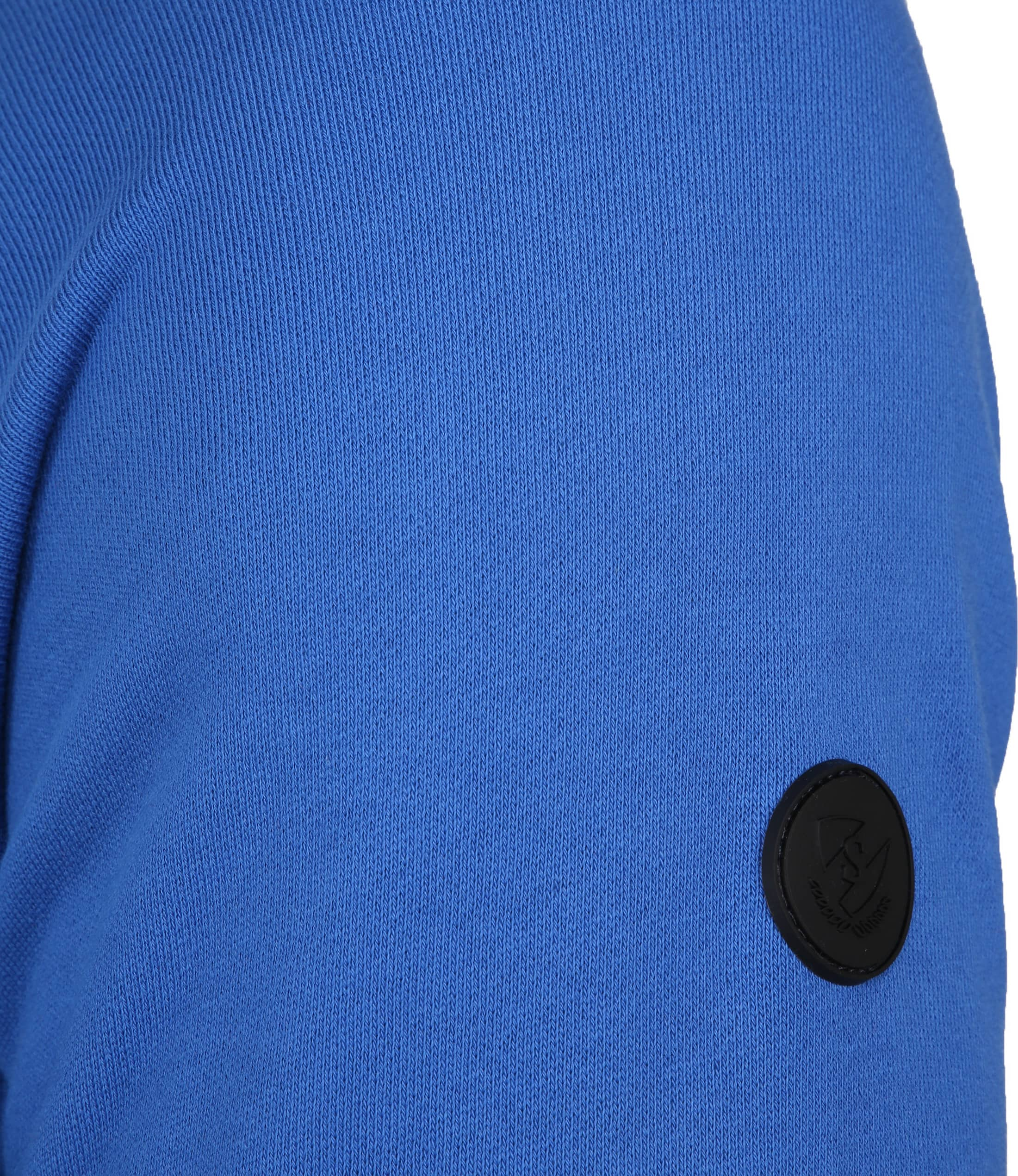 Suitable Sweater Bill Blauw foto 1