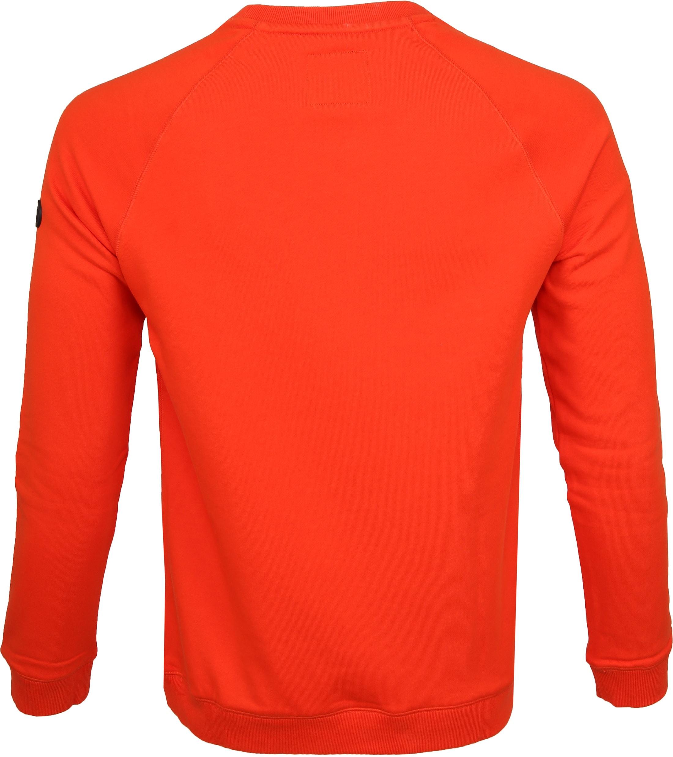 Suitable Sweater Bill Orange foto 3