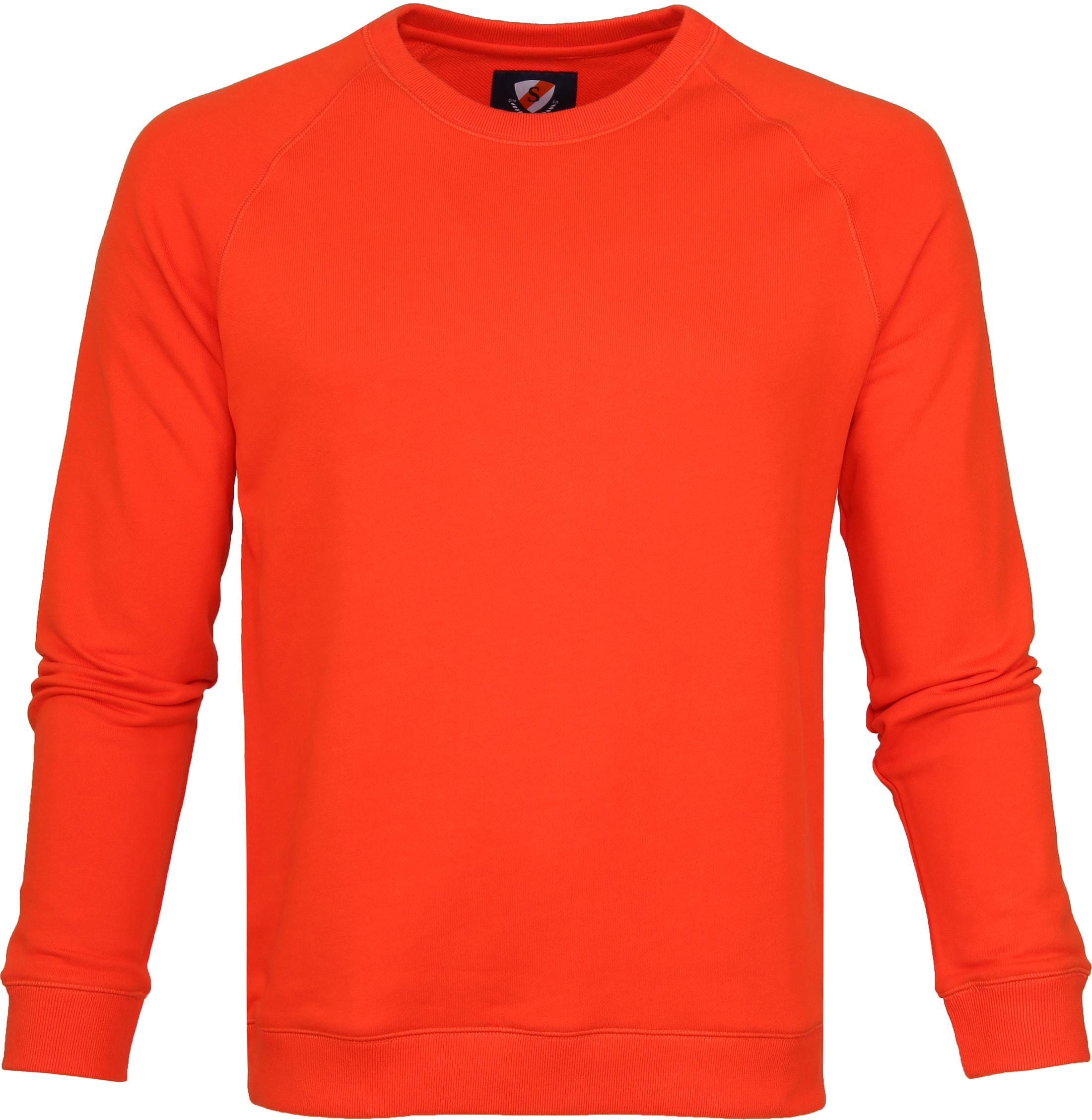 Suitable Sweater Bill Oranje foto 0