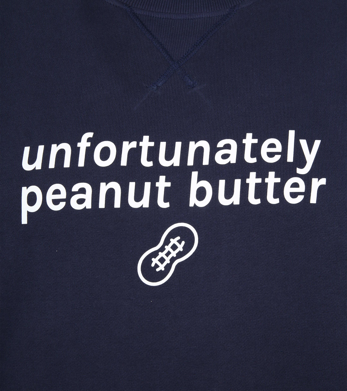 Suitable Sweater Peanut Dunkelblau foto 1