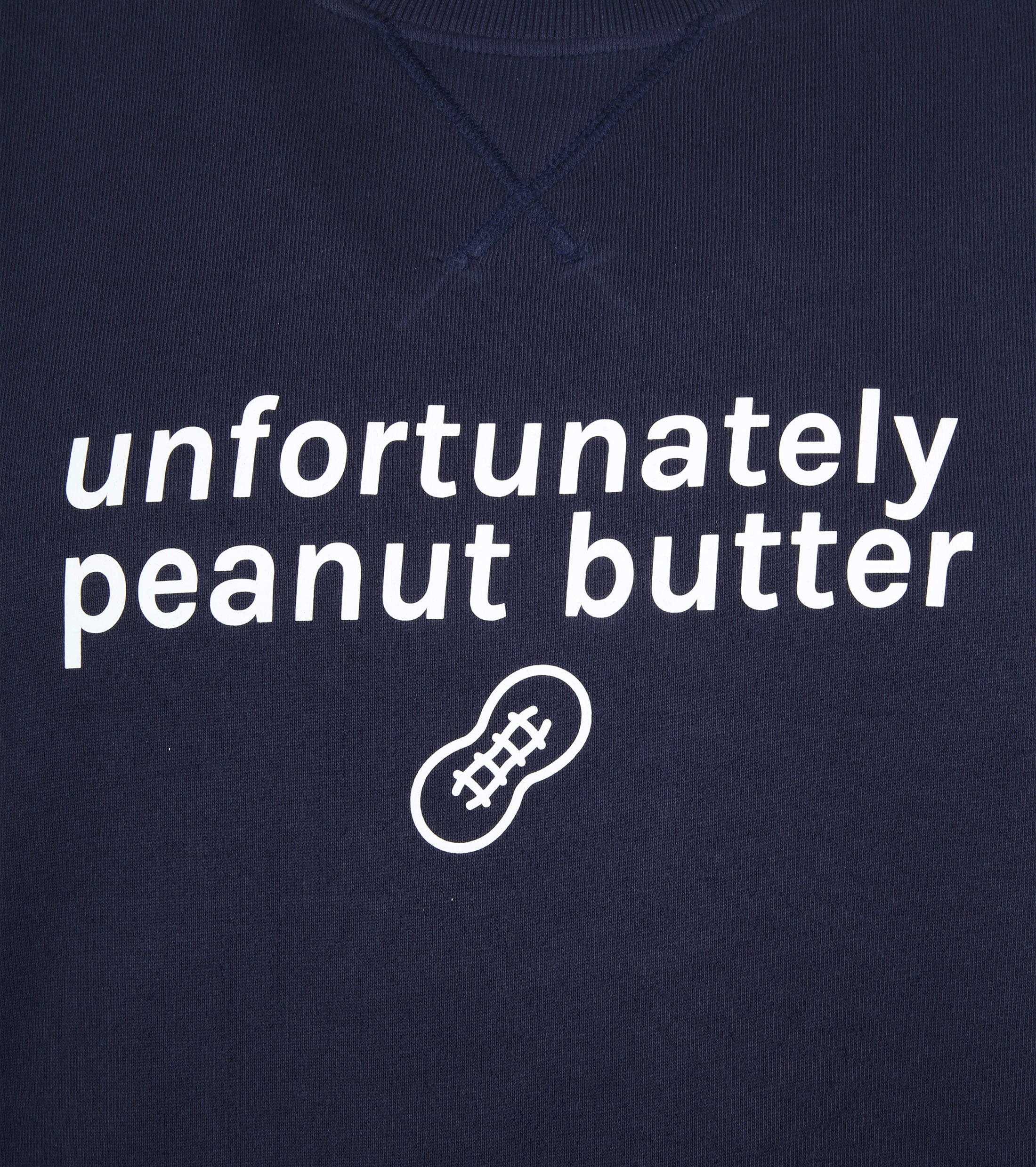 Suitable Sweater Peanut Navy foto 1