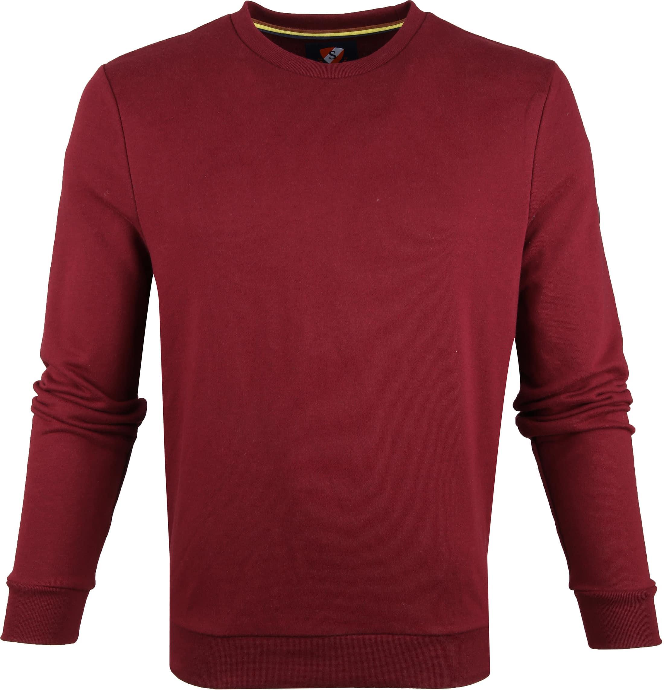 Suitable Sweater Sven Bordeaux foto 0