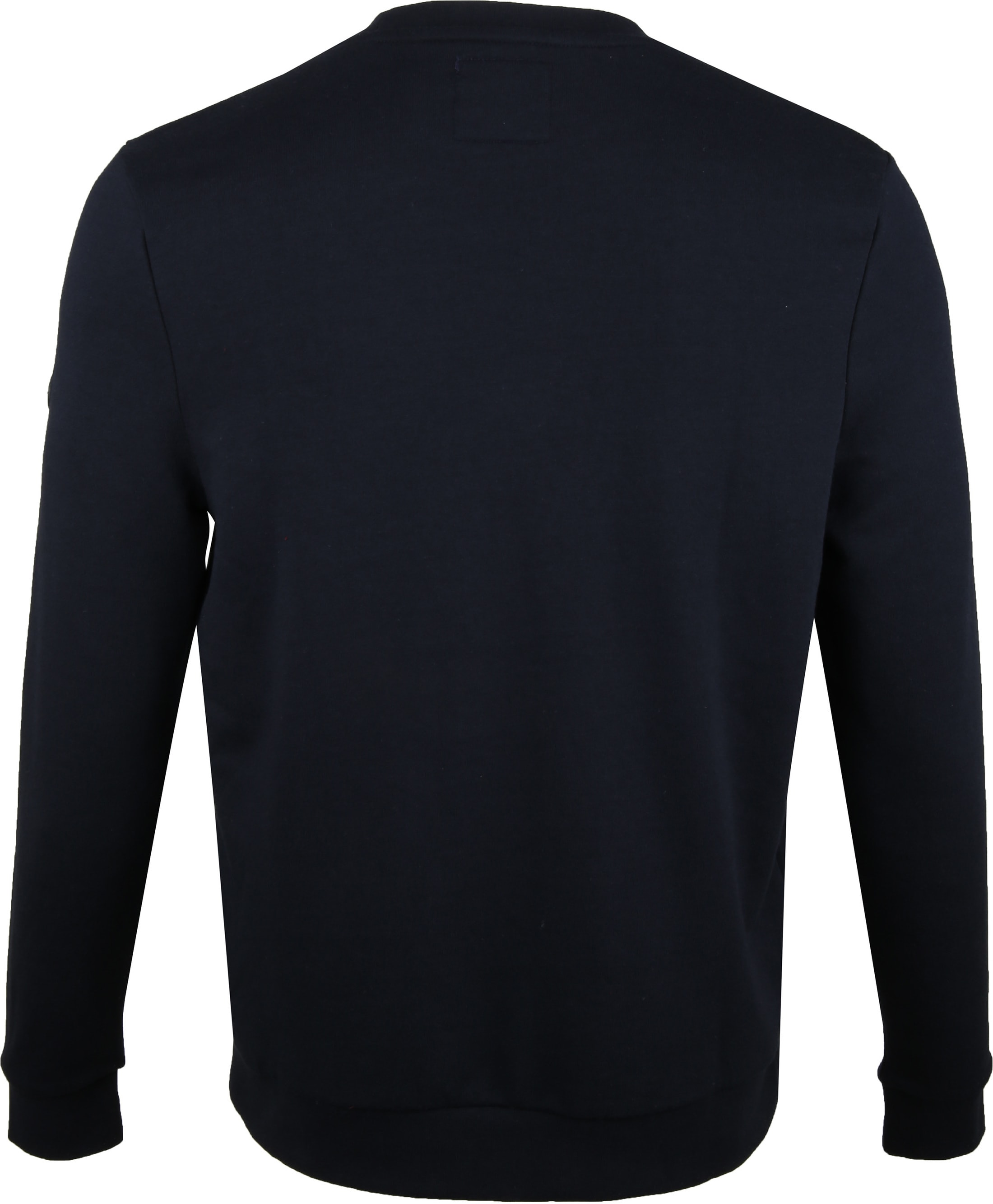 Suitable Sweater Sven Navy foto 3