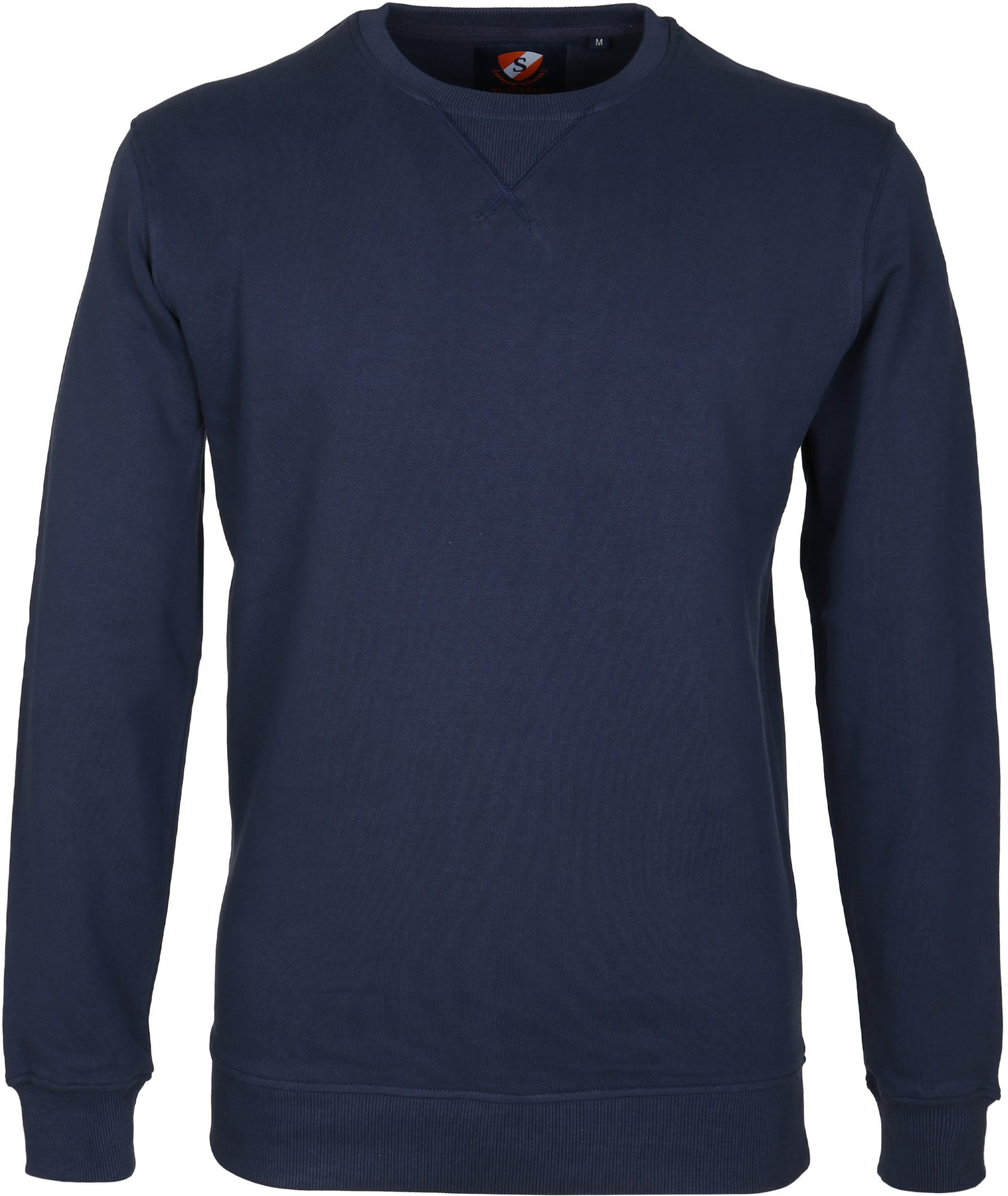 Suitable Sweater Uni Navy foto 0