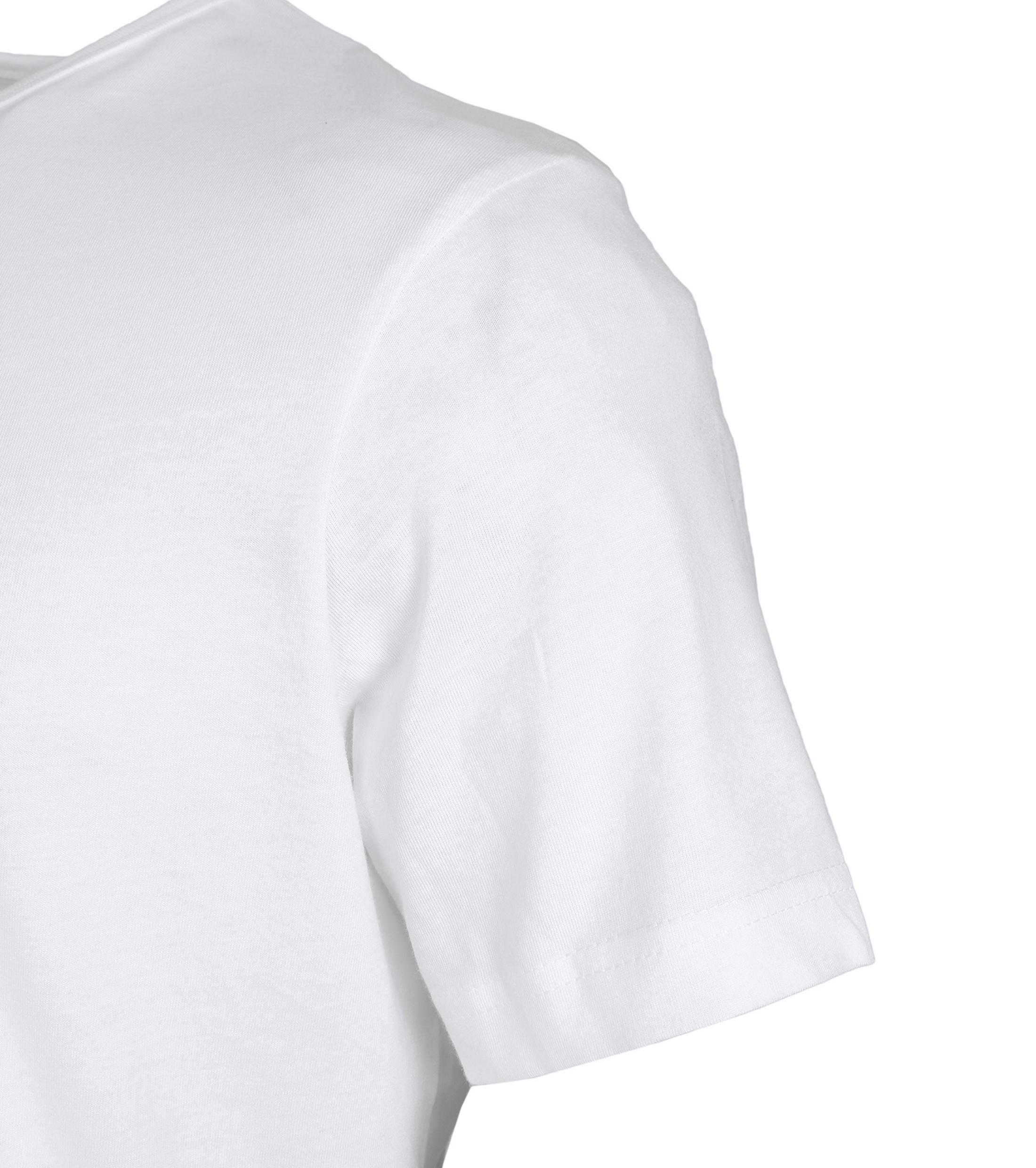 Suitable T-shirt 2-Pack O-Neck White foto 3