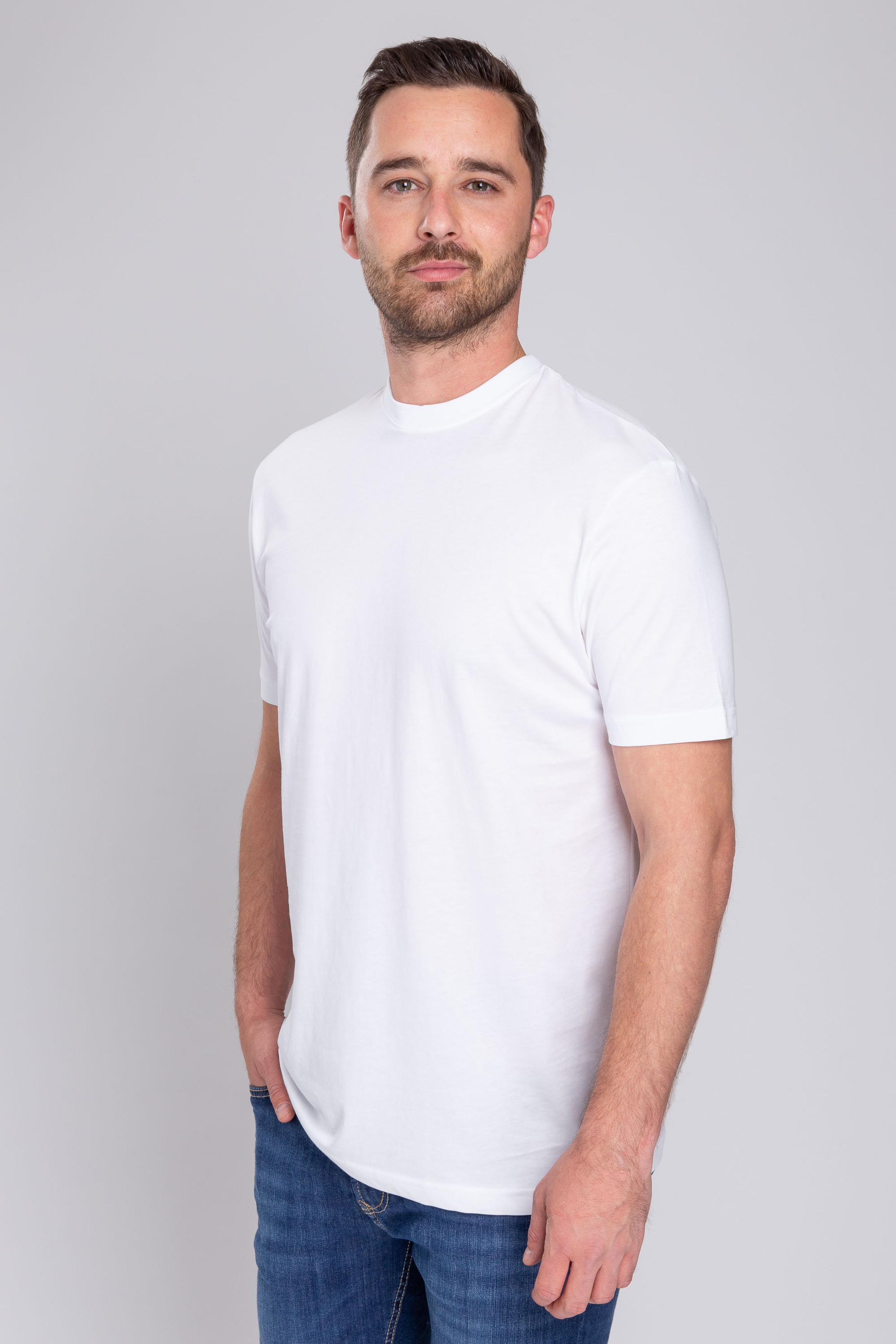 Suitable T-Shirt Obra 6-Pack Weiß foto 5