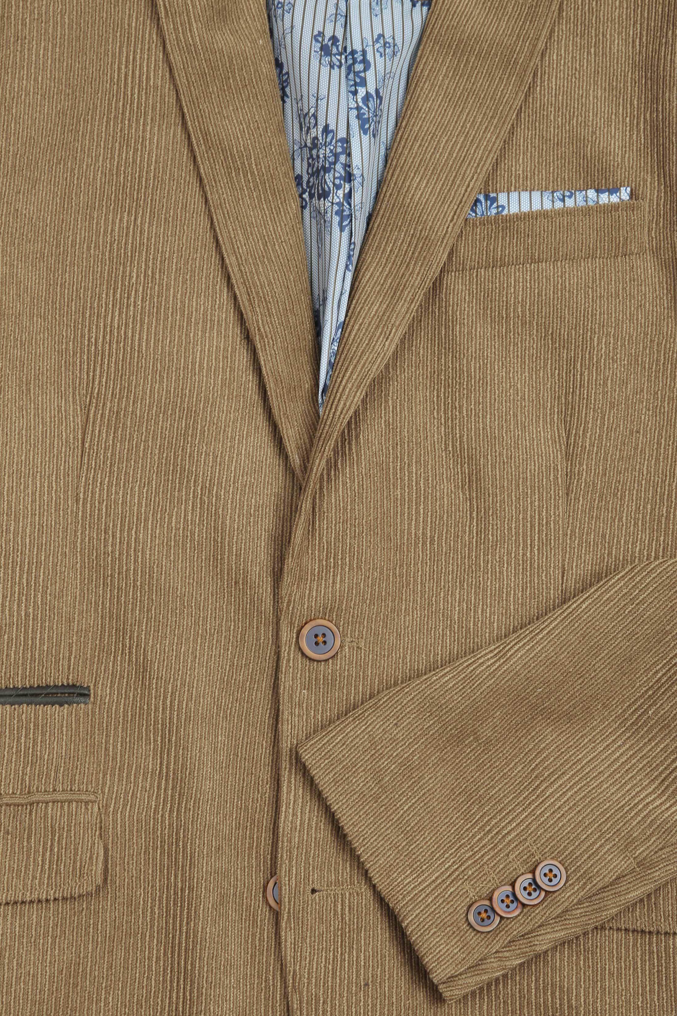 Suitable Tarm Blazer Corduroy Khaki Foto 2