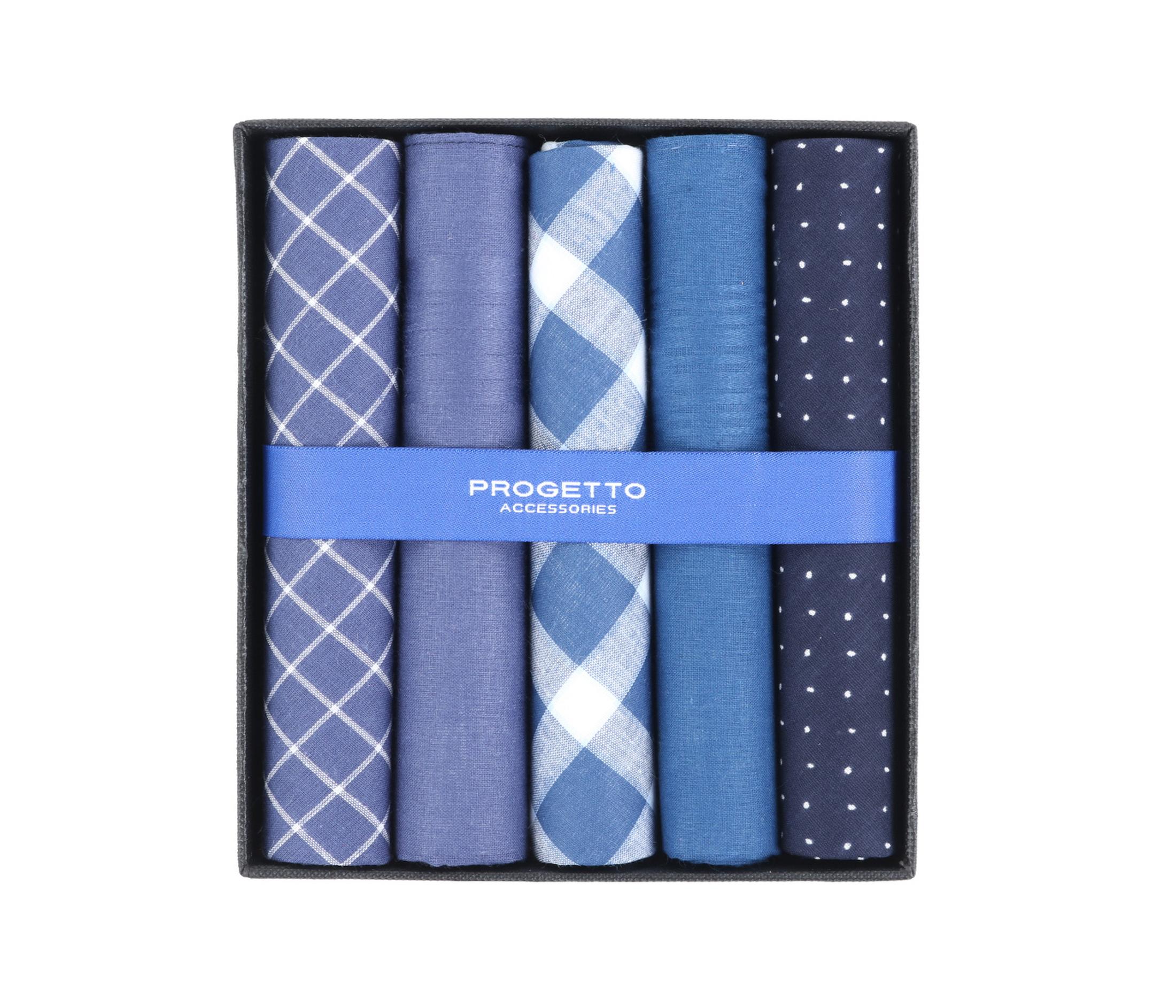Suitable Taschentücher Blau foto 0