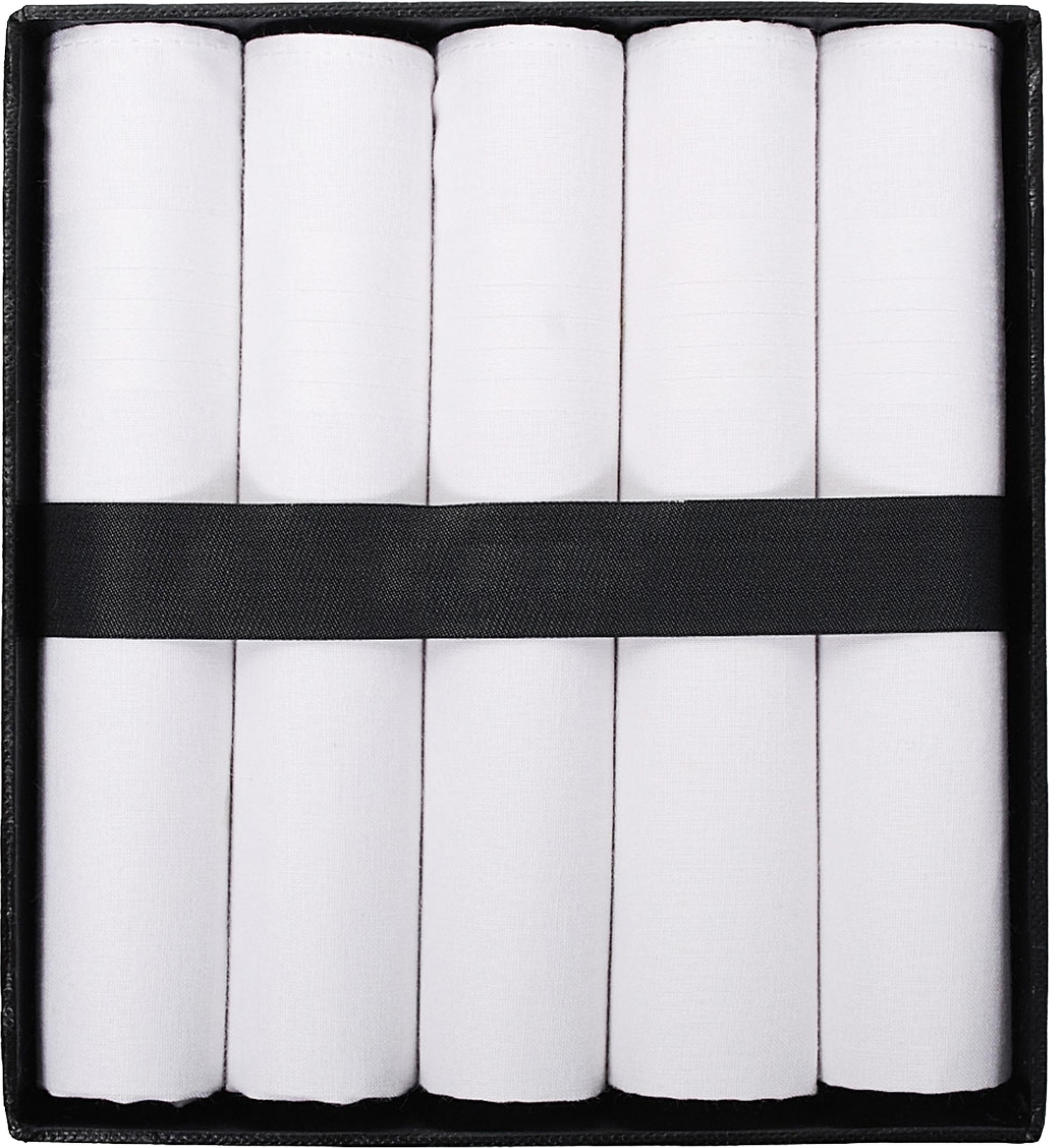 Suitable Taschentücher Set Weiß foto 0