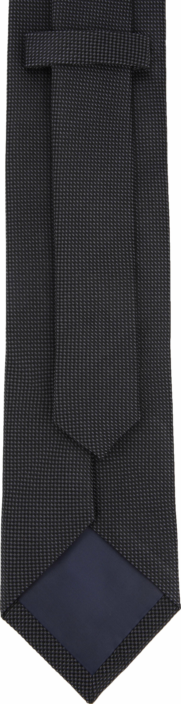 Suitable Tie Silk Black 10 foto 2